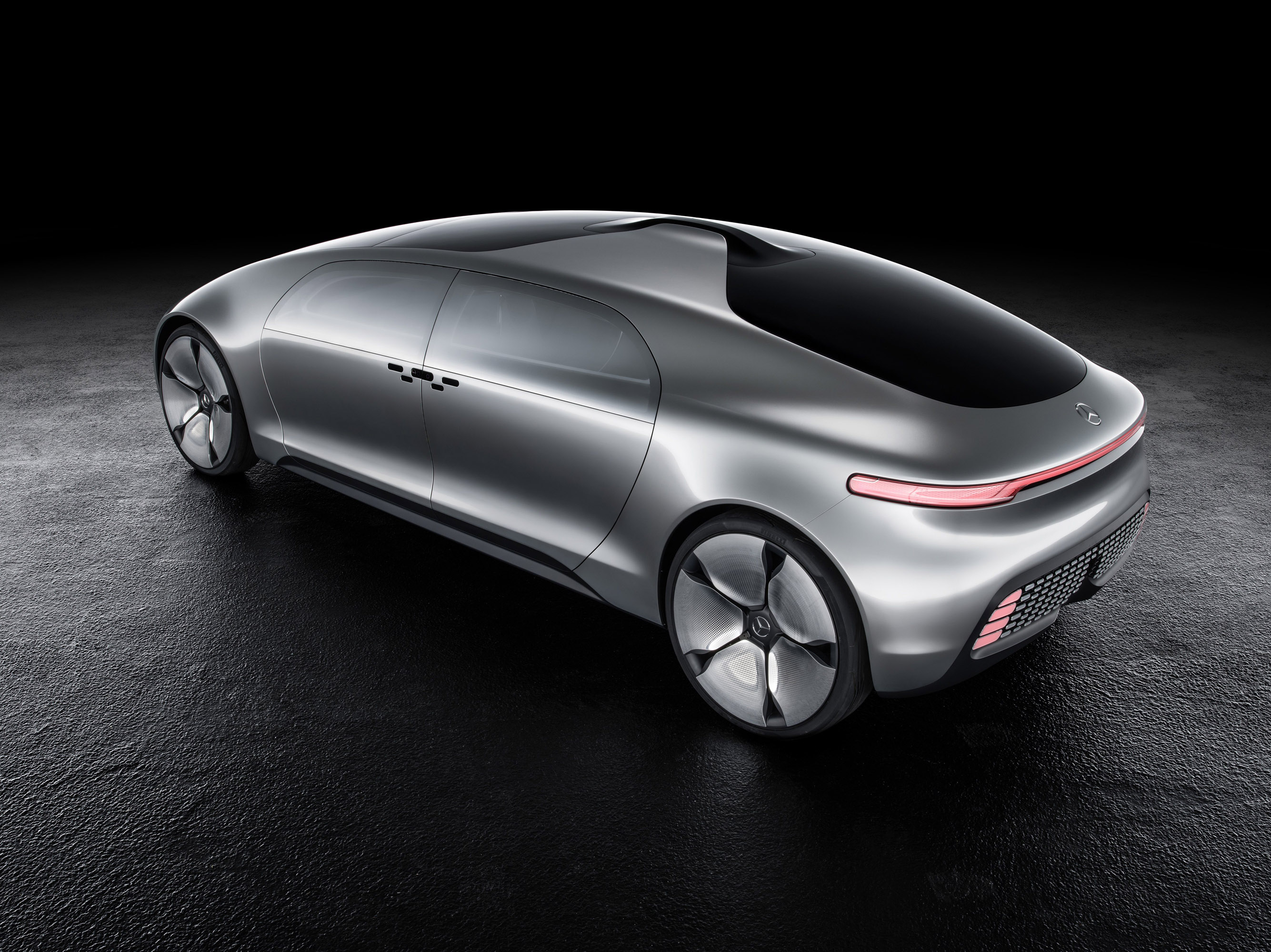 Mercedes benz f 015 luxury in motion automobile revolution for Mercedes benz f 015
