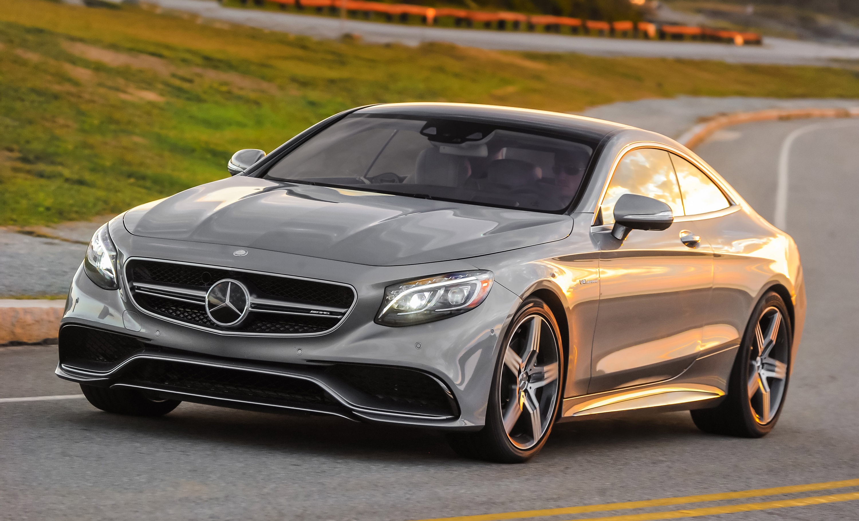 Meet the new 2015 mercedes benz s63 amg 4matic coupe for The latest mercedes benz