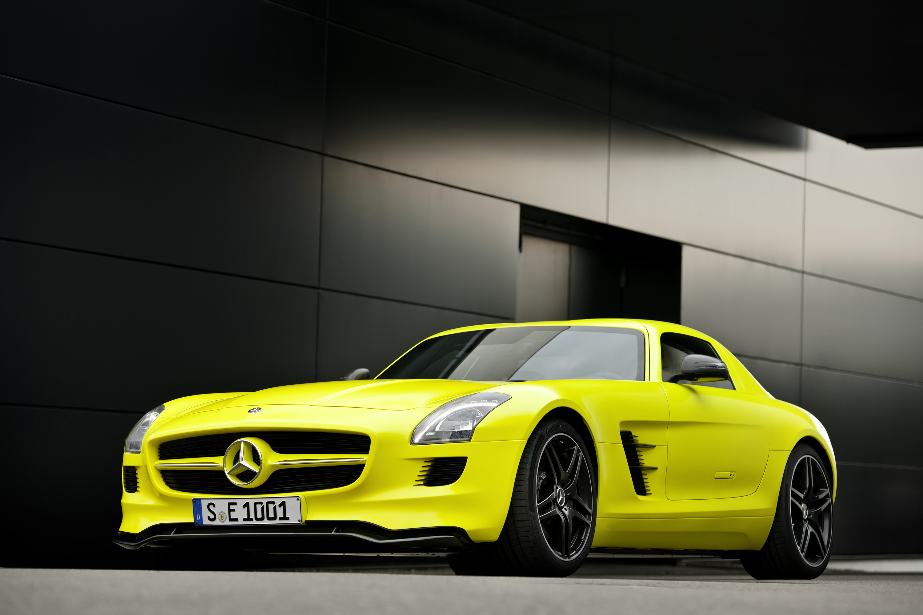 2015 Mercedes Benz Sls Amg E Cell Picture 39772