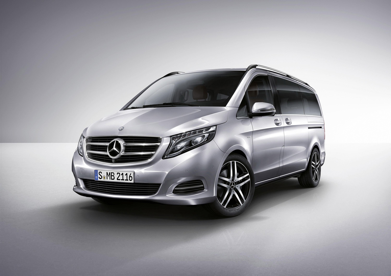 2015 Mercedes-Benz V-Class - The Best MPV