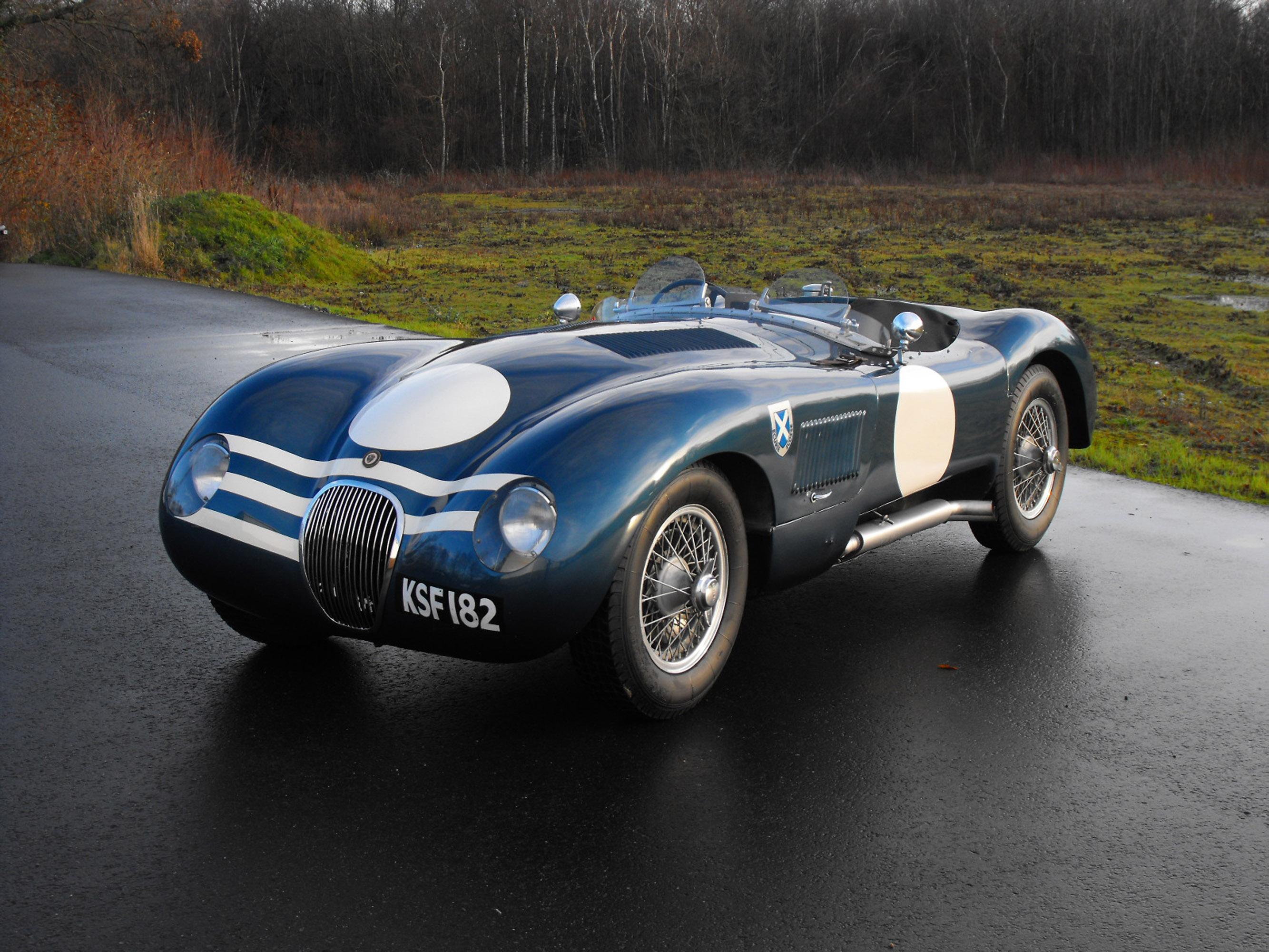 Classic Jaguar Models Come To Mille Migia
