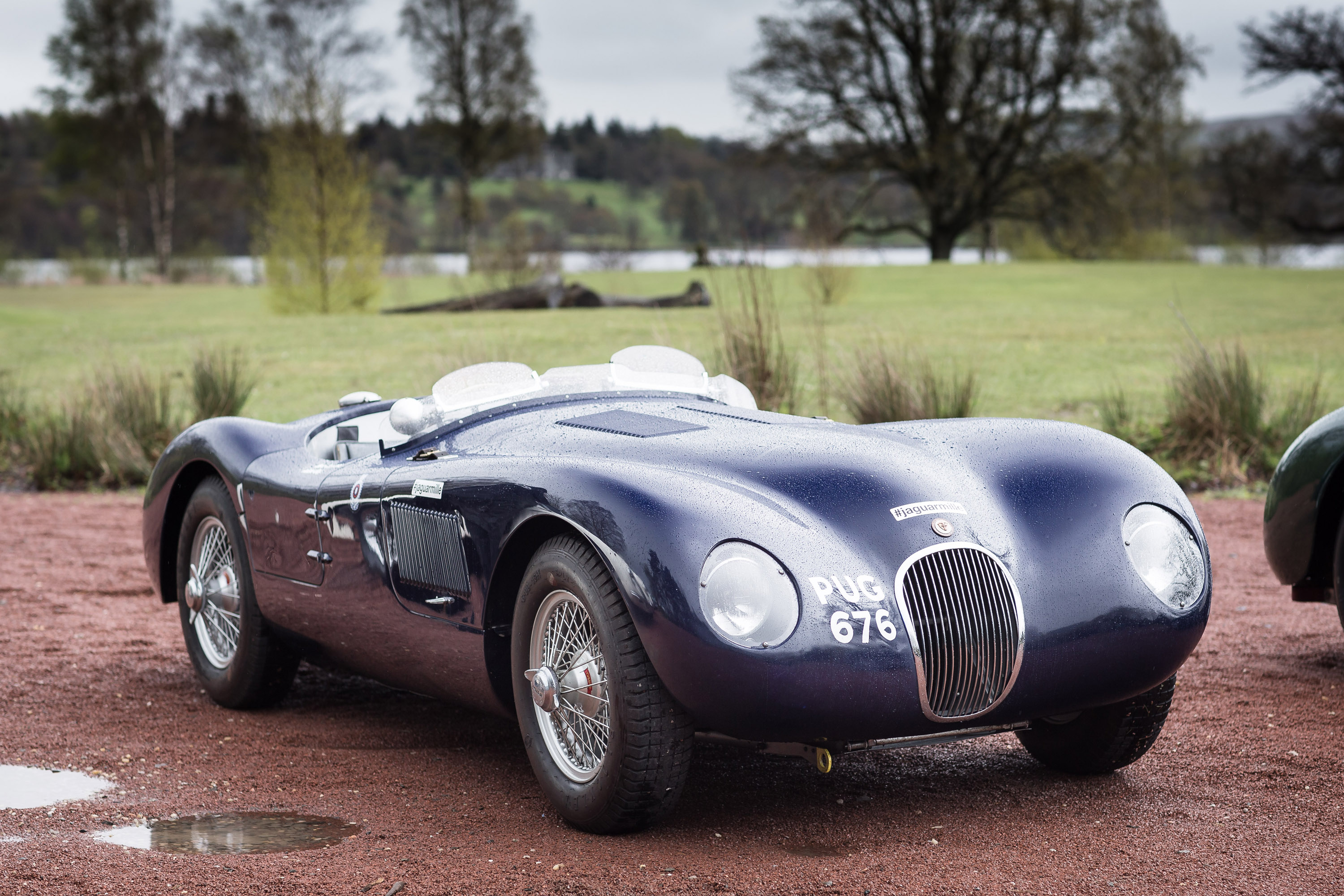 Classic Jaguar Models Come To Mille Migia