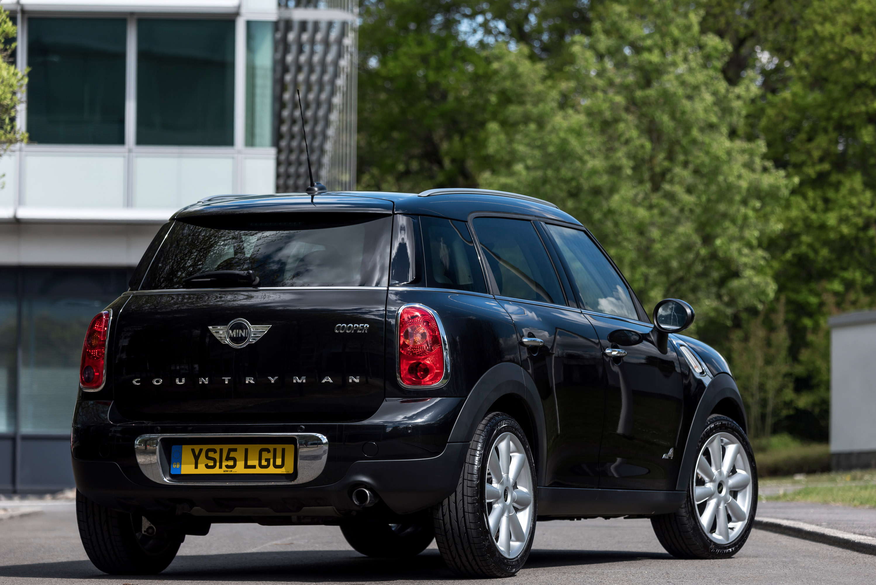 mini countryman cooper d all4 business edition is what. Black Bedroom Furniture Sets. Home Design Ideas