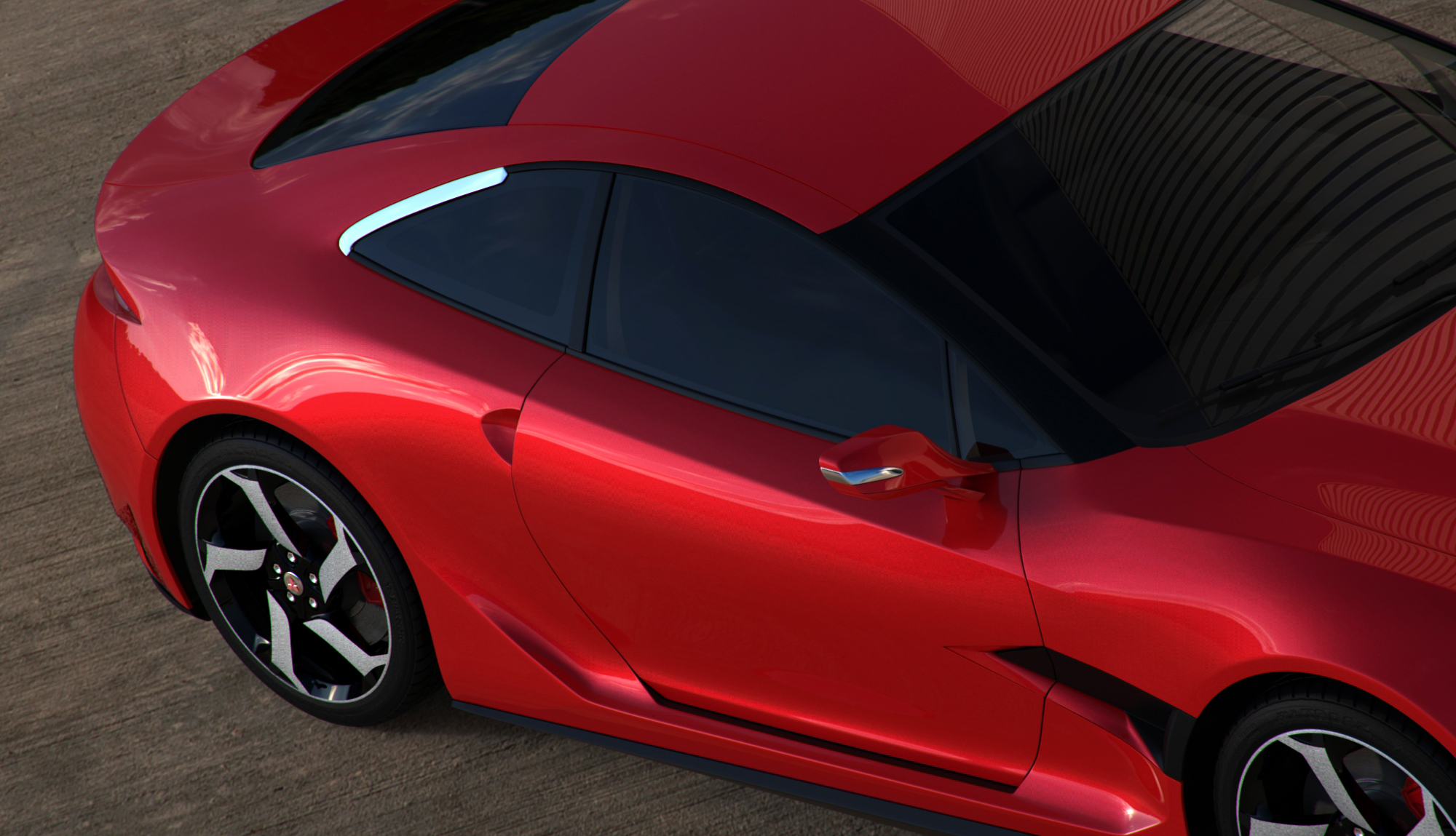 Mitsubishi Eclipse 2015 >> 2015 Mitsubishi Eclipse R Concept