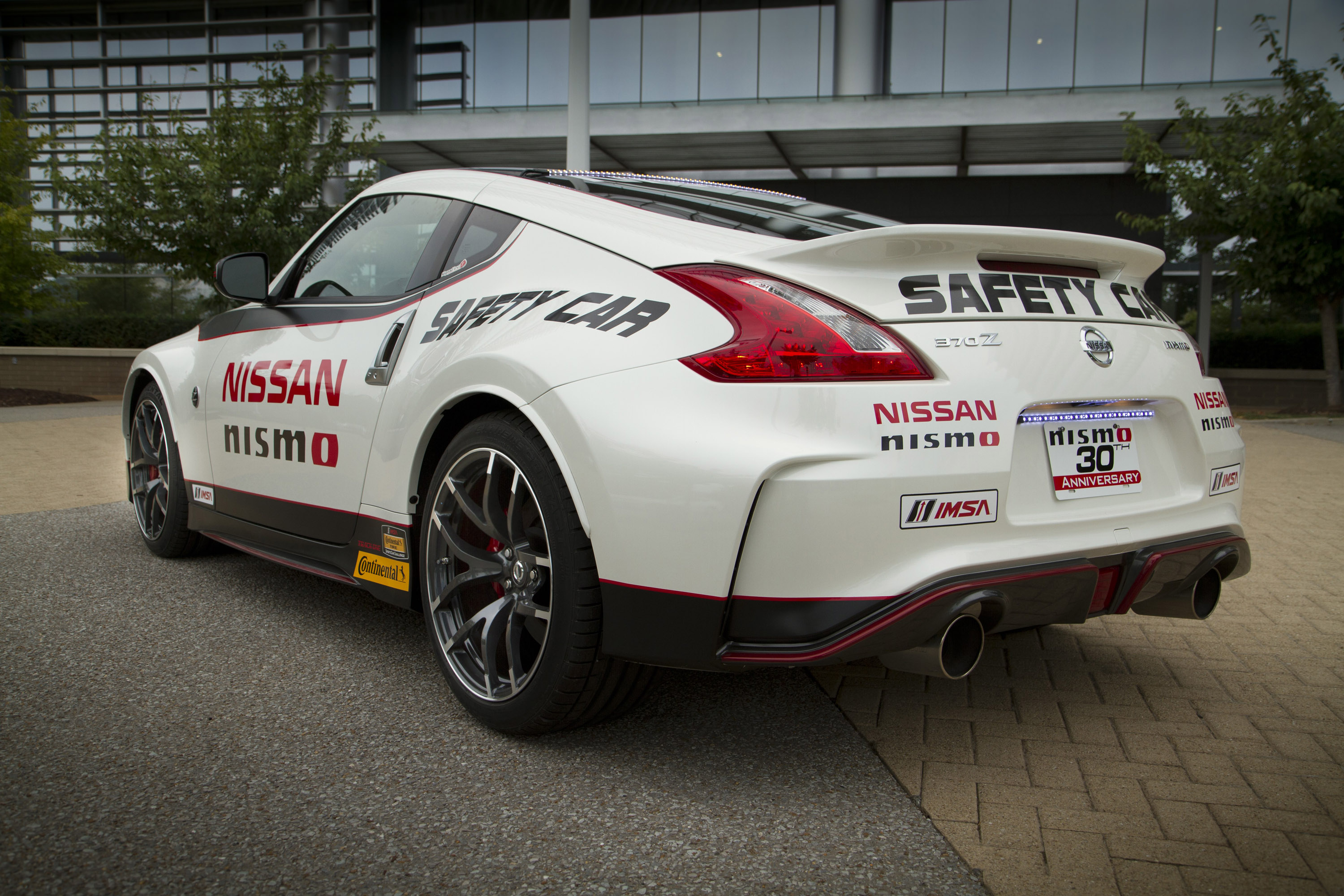 2015 Nissan 370Z NISMO is the Official Safety Car at ...