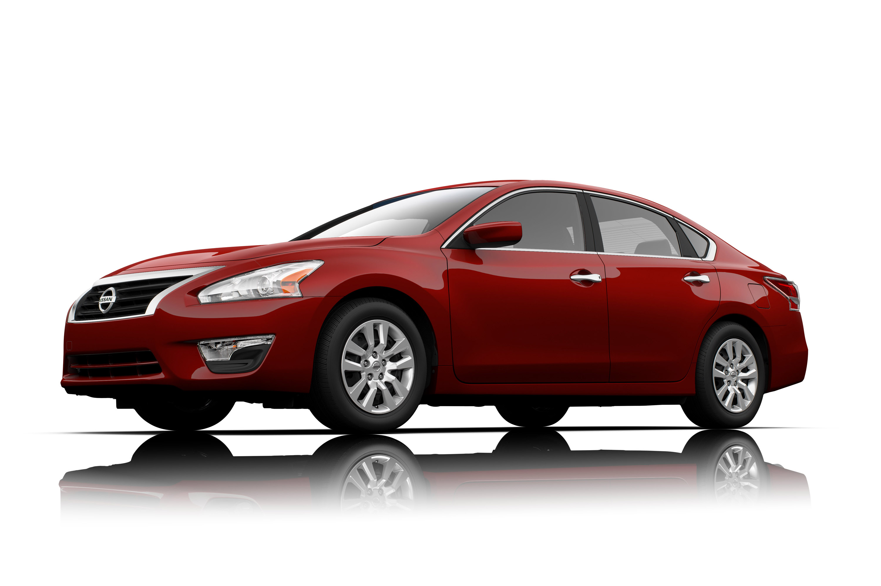 Nissan Brings Even More Surprices With  U0026quot The Altima Chase