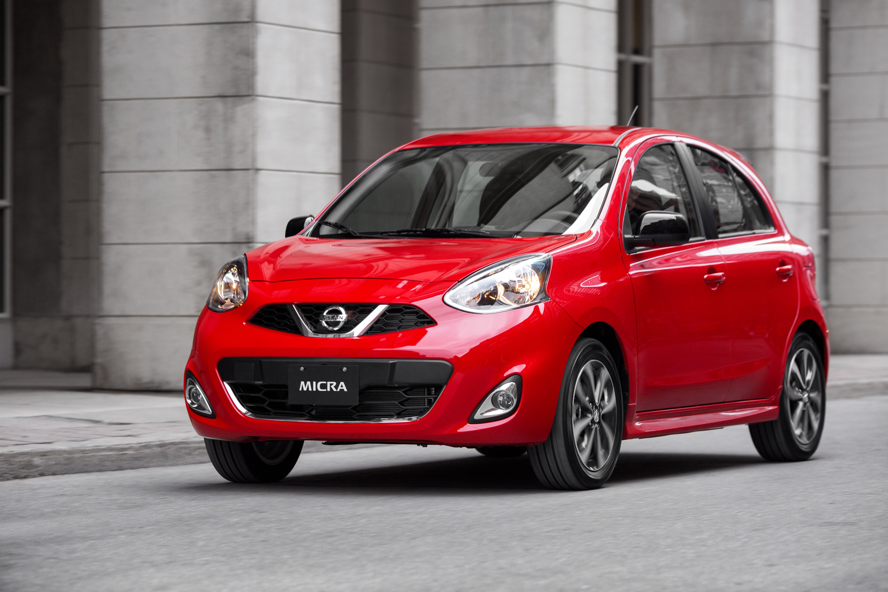 2015 nissan micra debuts at montreal auto show. Black Bedroom Furniture Sets. Home Design Ideas