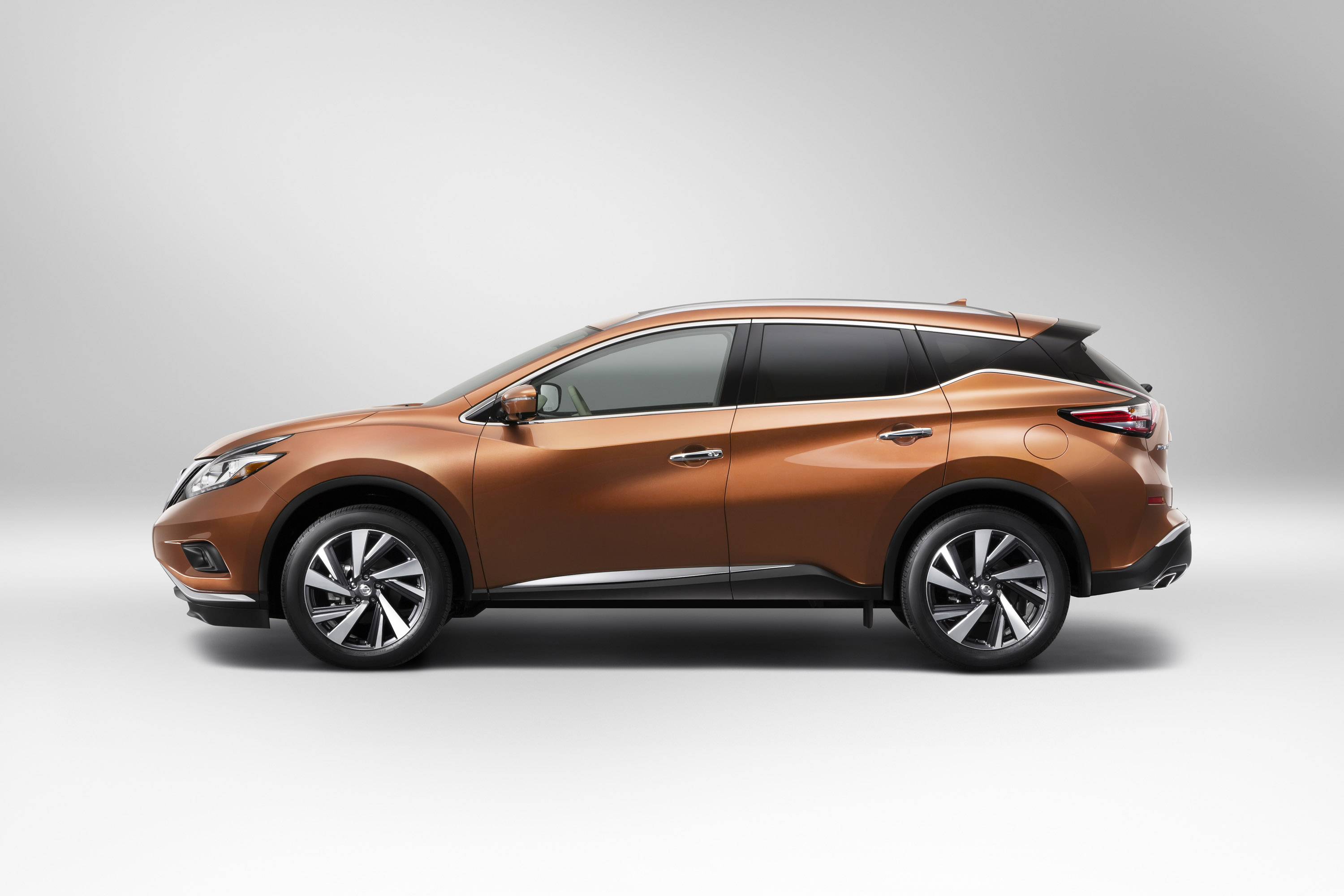 nissan enhances murano model. Black Bedroom Furniture Sets. Home Design Ideas