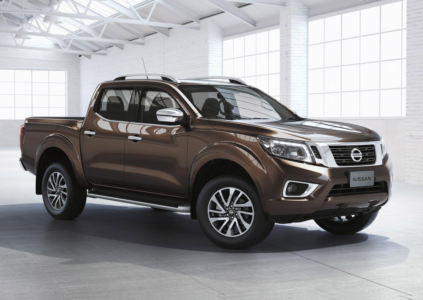 Nissan adds more features to 2015 Navara