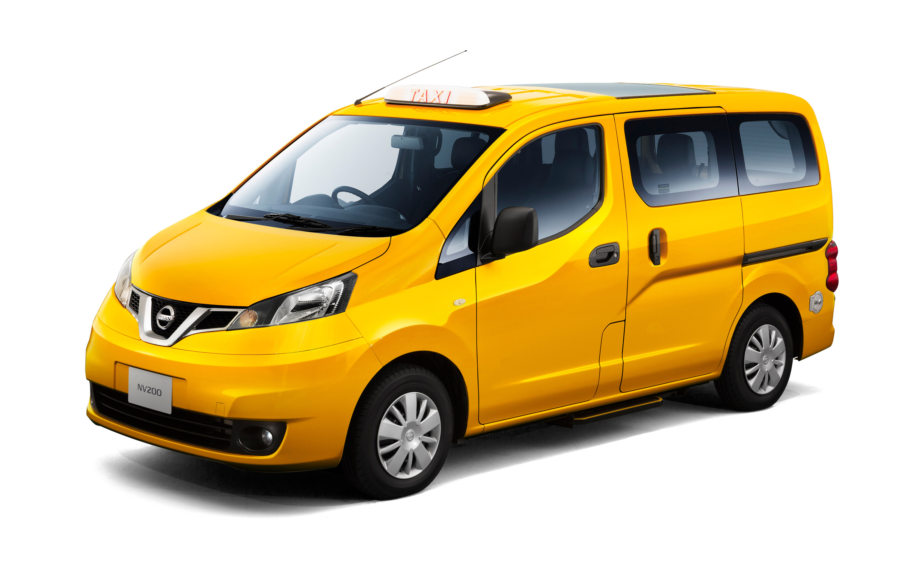 Car True Value >> Nissan Introduces its New Generation NV200 Taxi in Japan