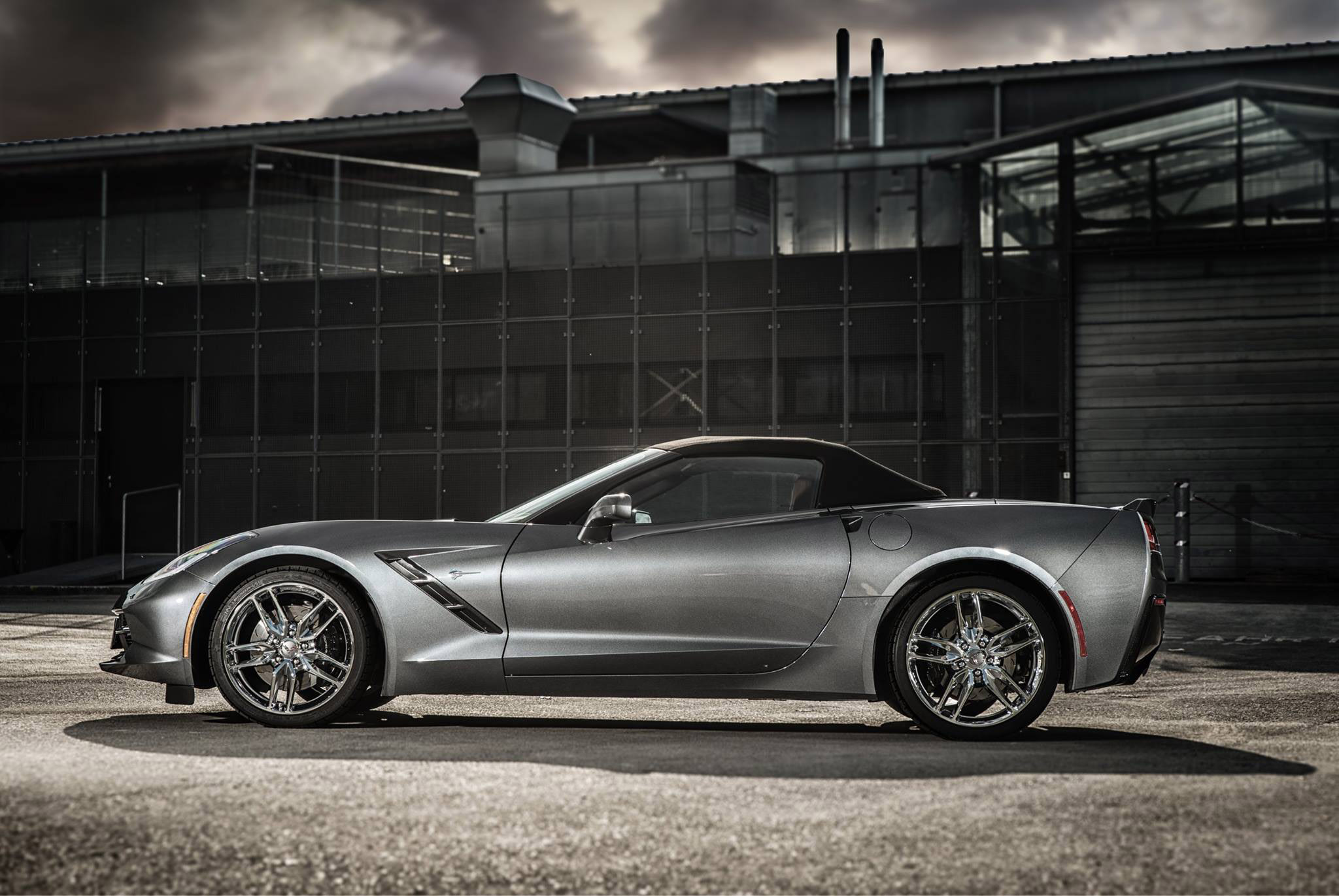 O Ct Tuning Updates Chevrolet Corvette Stingray C7 To 630hp