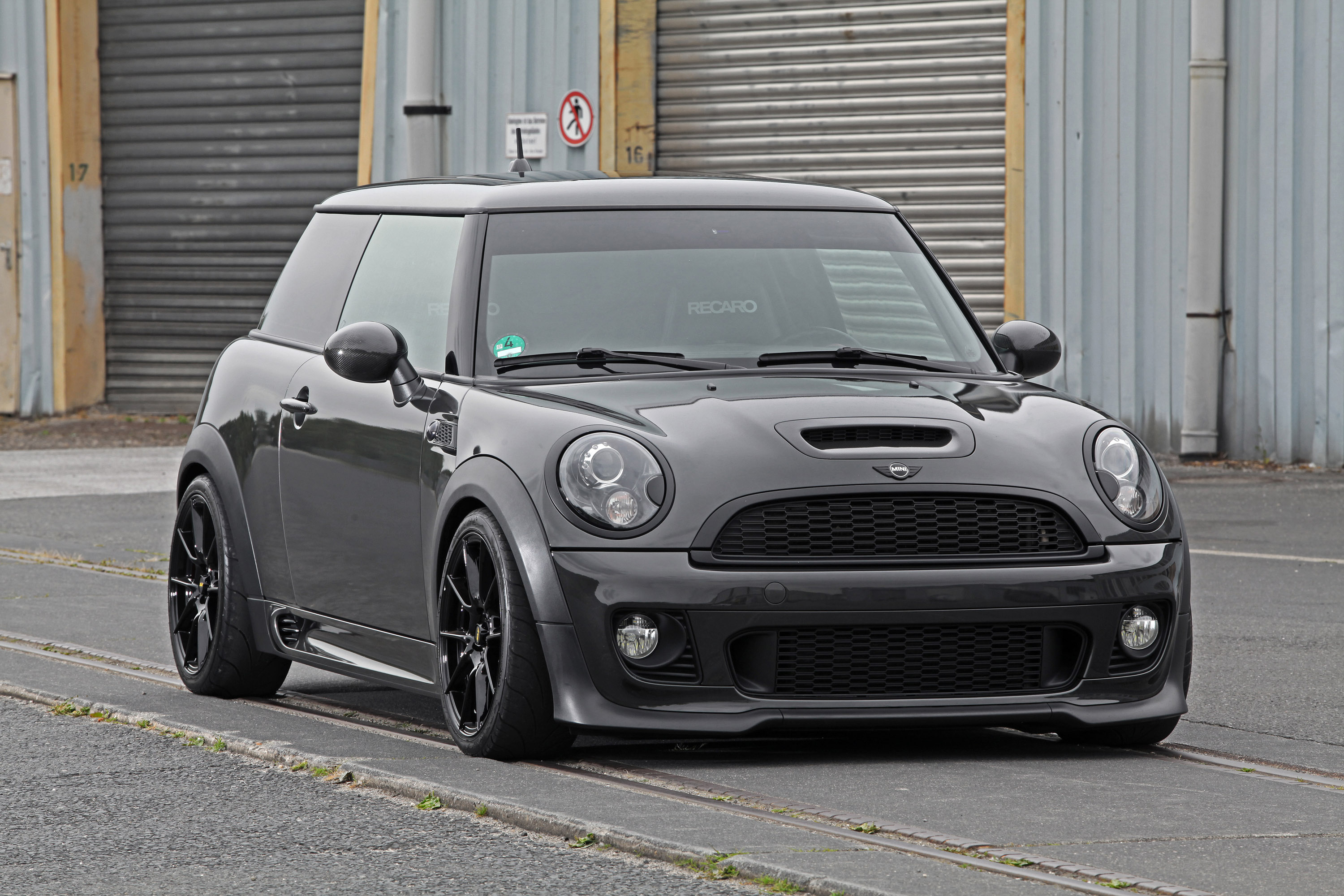 Mini John Cooper Works >> Does OK-Chiptuning MINI John Cooper Works Have a Winning Formula?