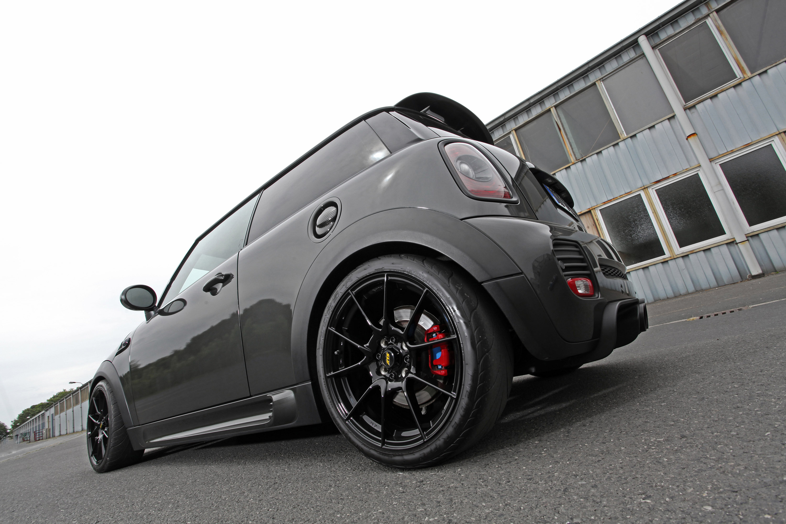 does ok chiptuning mini john cooper works have a winning