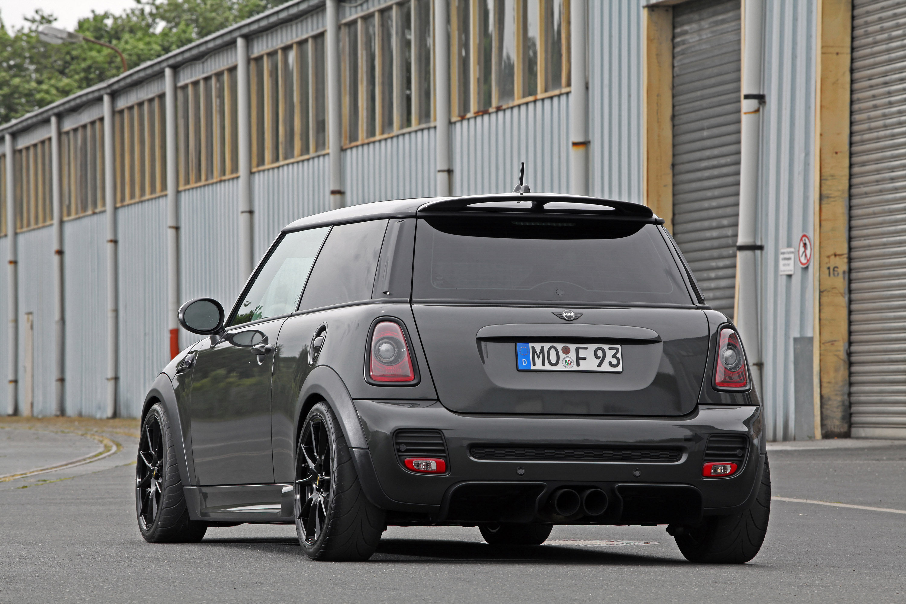 Does OK-Chiptuning MINI John Cooper Works Have a Winning ...