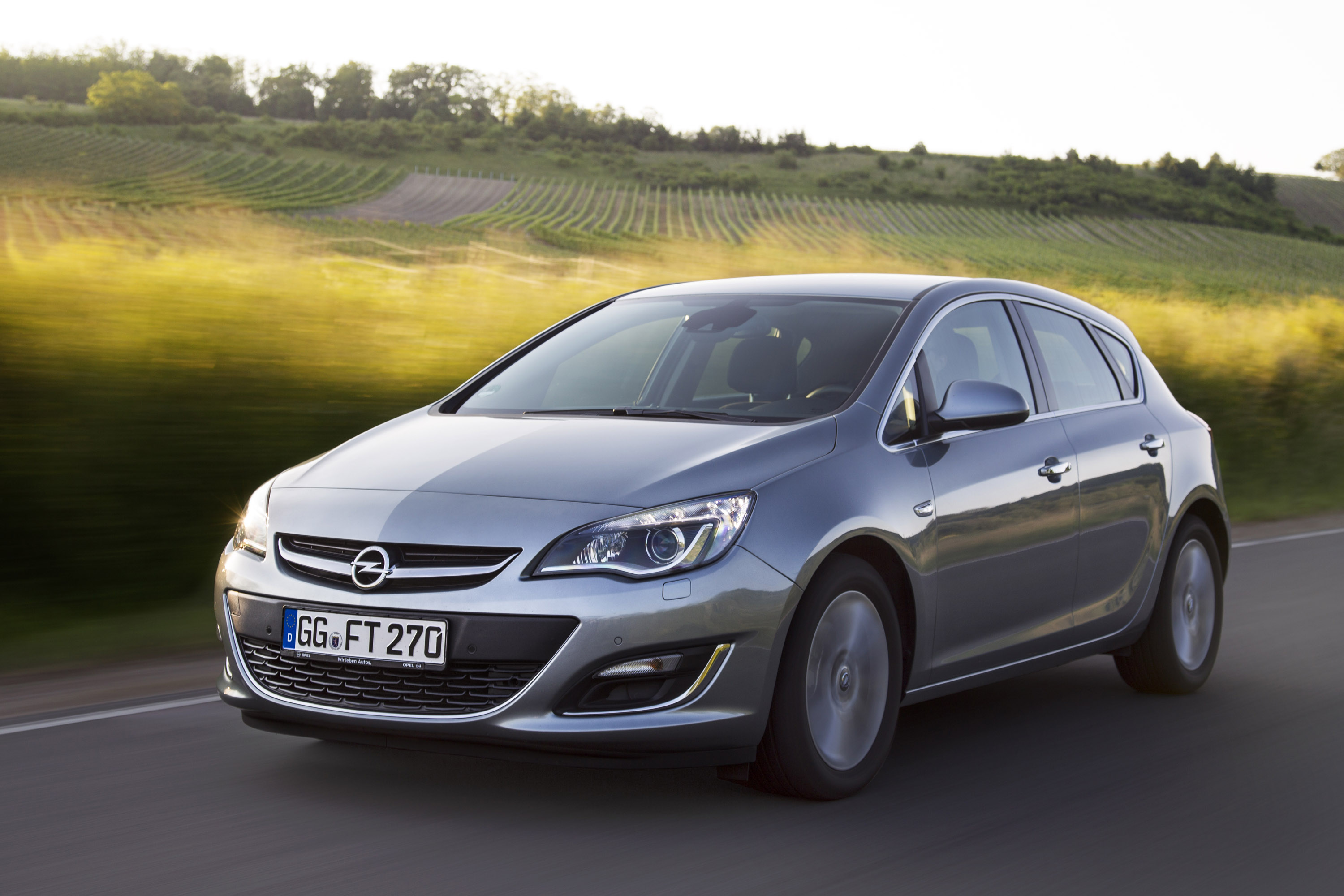 Car Radiator Cost >> Opel Astra with Better Fuel Economy Due to the Addition of