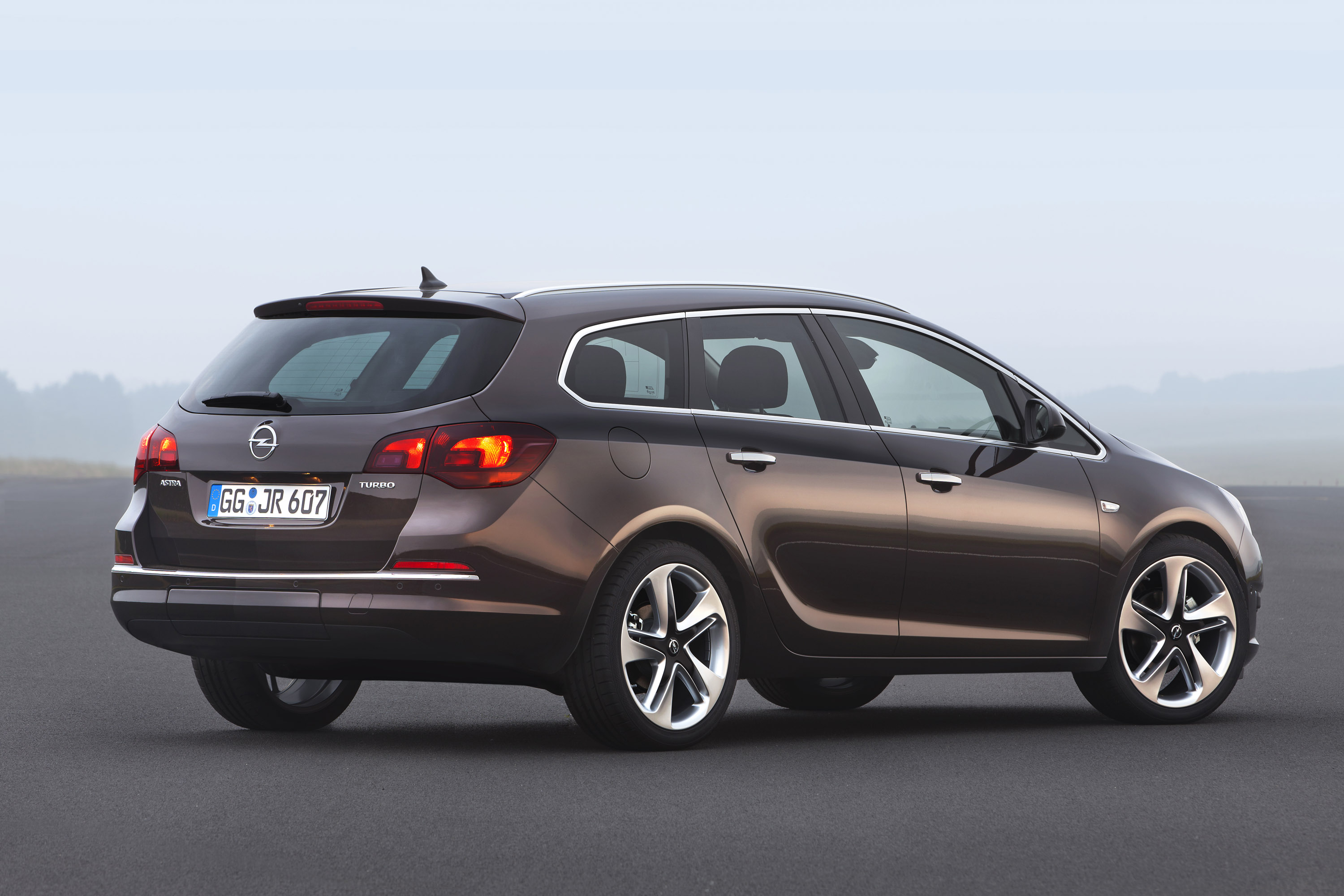 Opel Astra With Better Fuel Economy Due To The Addition Of