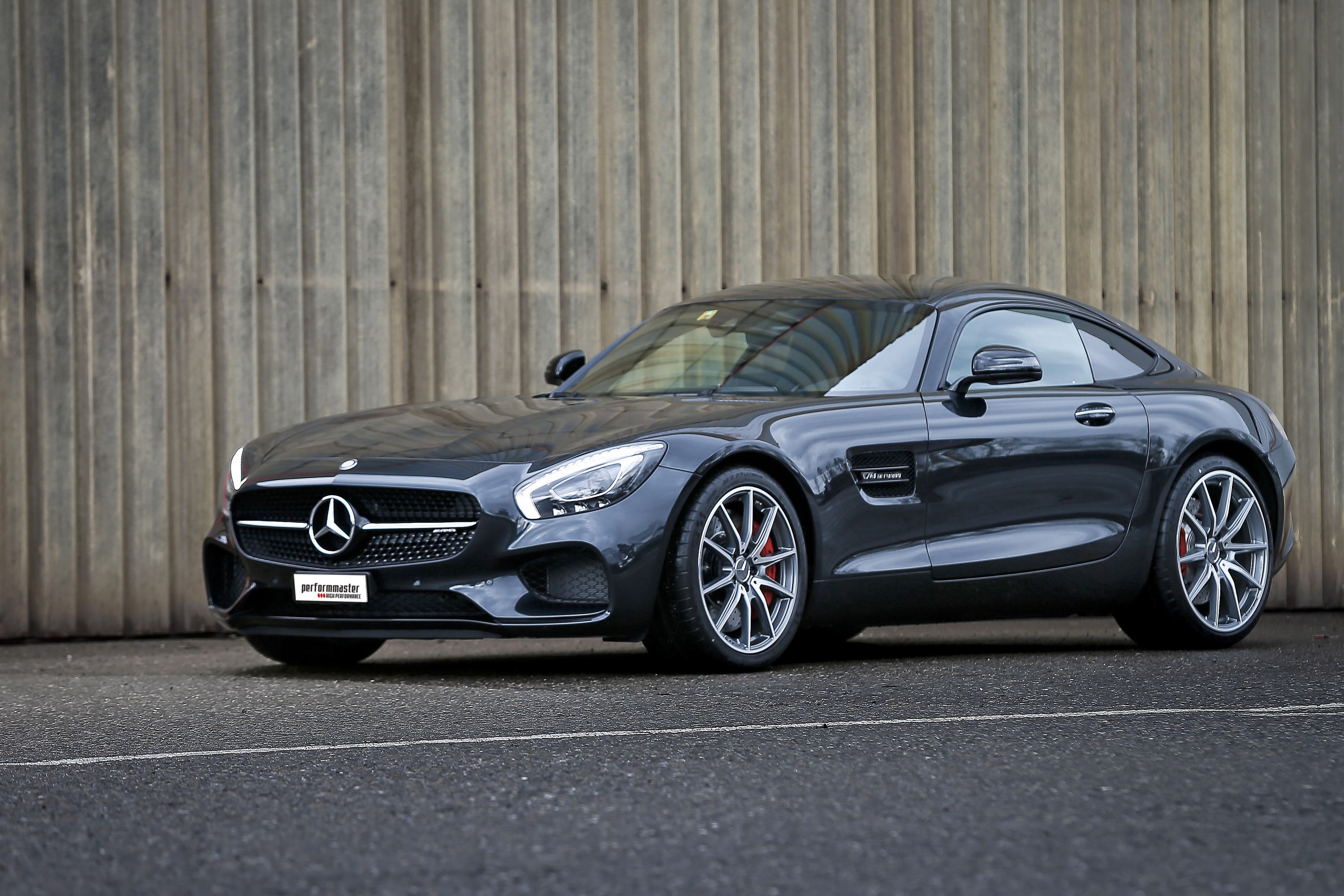 performmaster mercedes benz amg gt s is 1 3 seconds colser