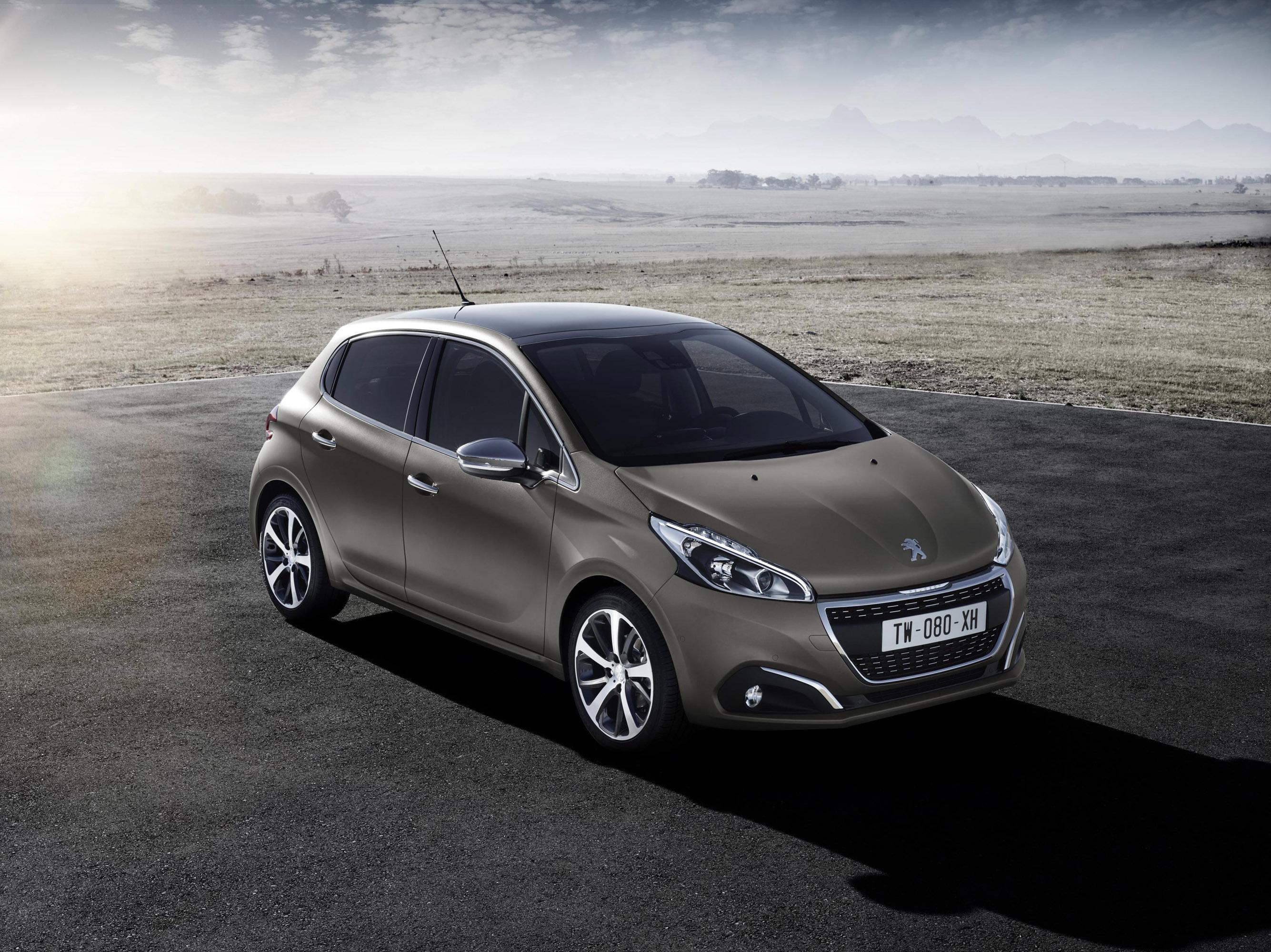 Silver Car Paint Peugeot