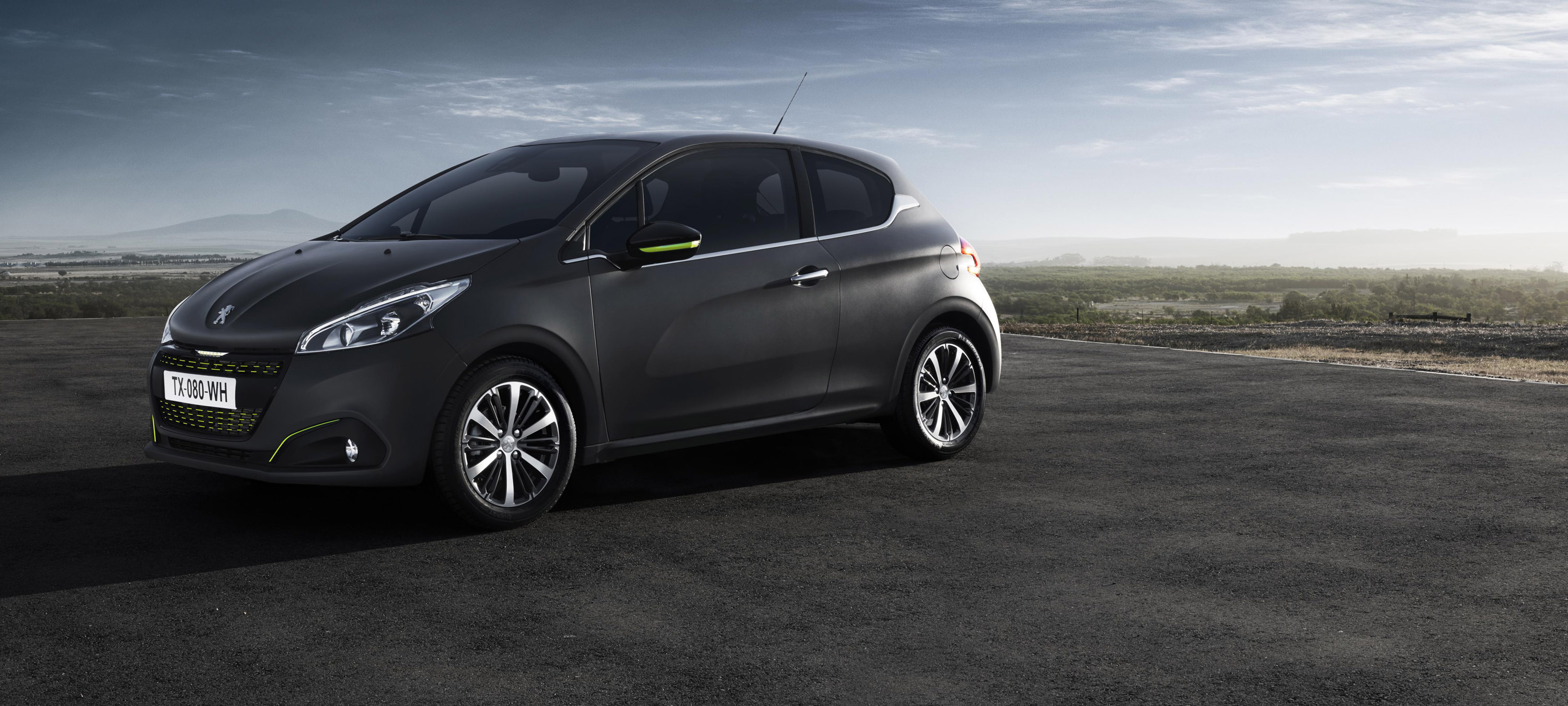 Pearlescent Car Paint >> 2015 Peugeot 208 Ice Silver and Ice Grey