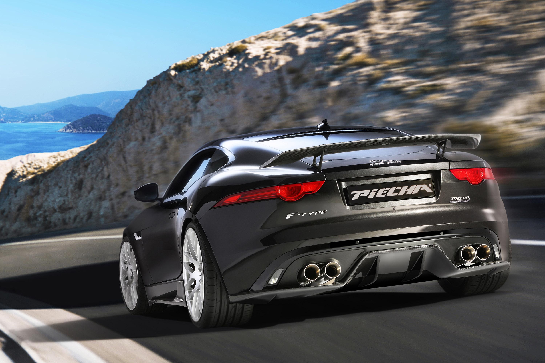 Yokohama Tires Review >> PIECHA Design Recreates Jaguar F-Type R Coupe