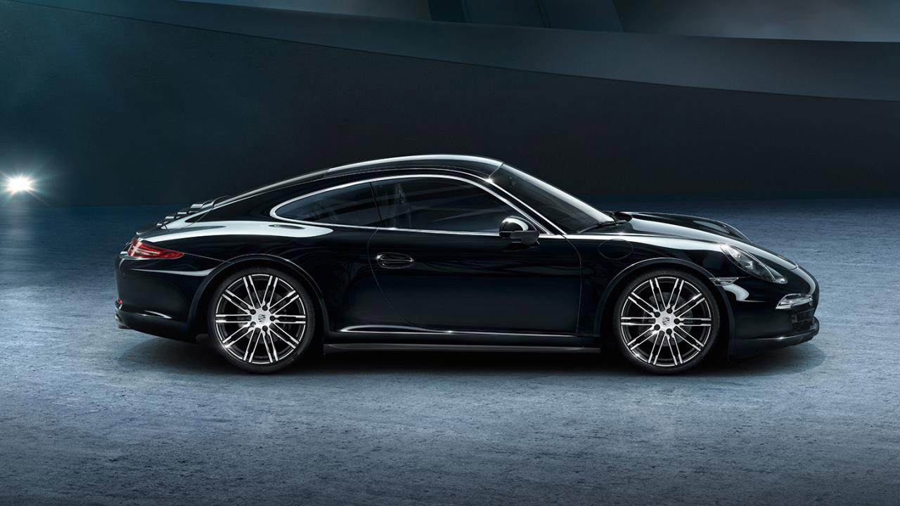 2015 Porsche 911 Carrera Black Edition Picture 122156