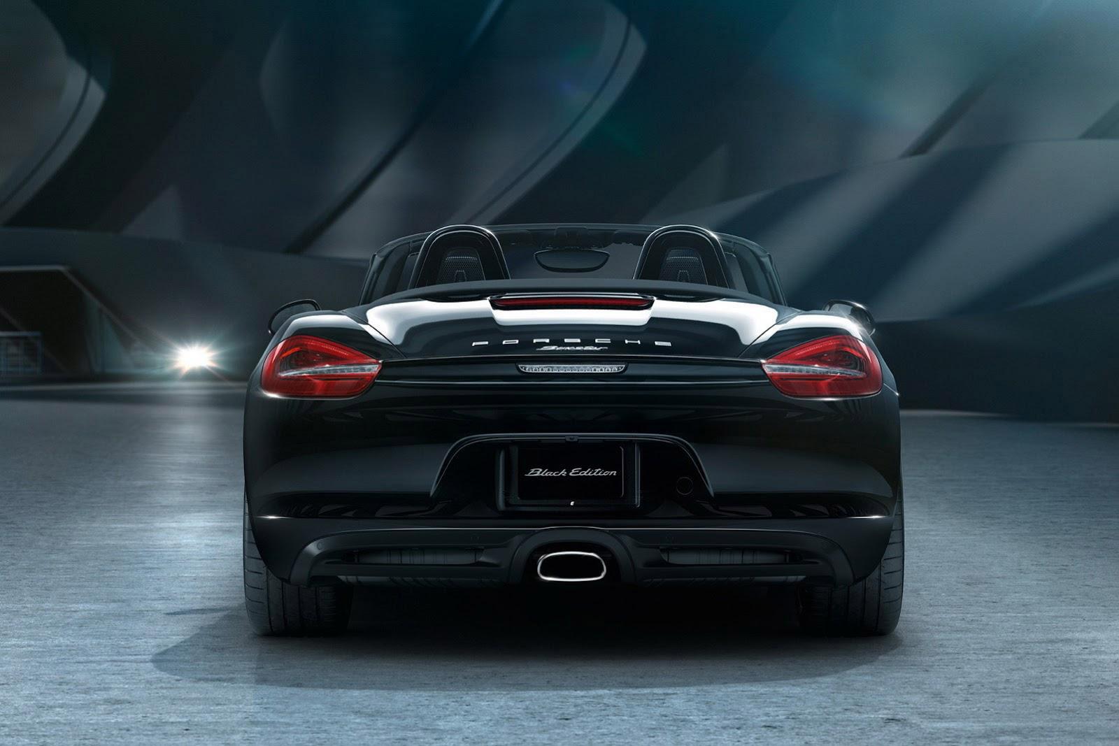 2015 Porsche Boxster Black Edition Picture 122145
