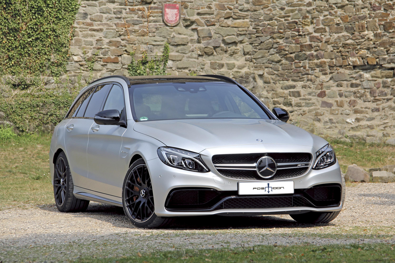 Posaidon uprates mercedes benz c63 amg station wagon for Mercedes benz station wagon