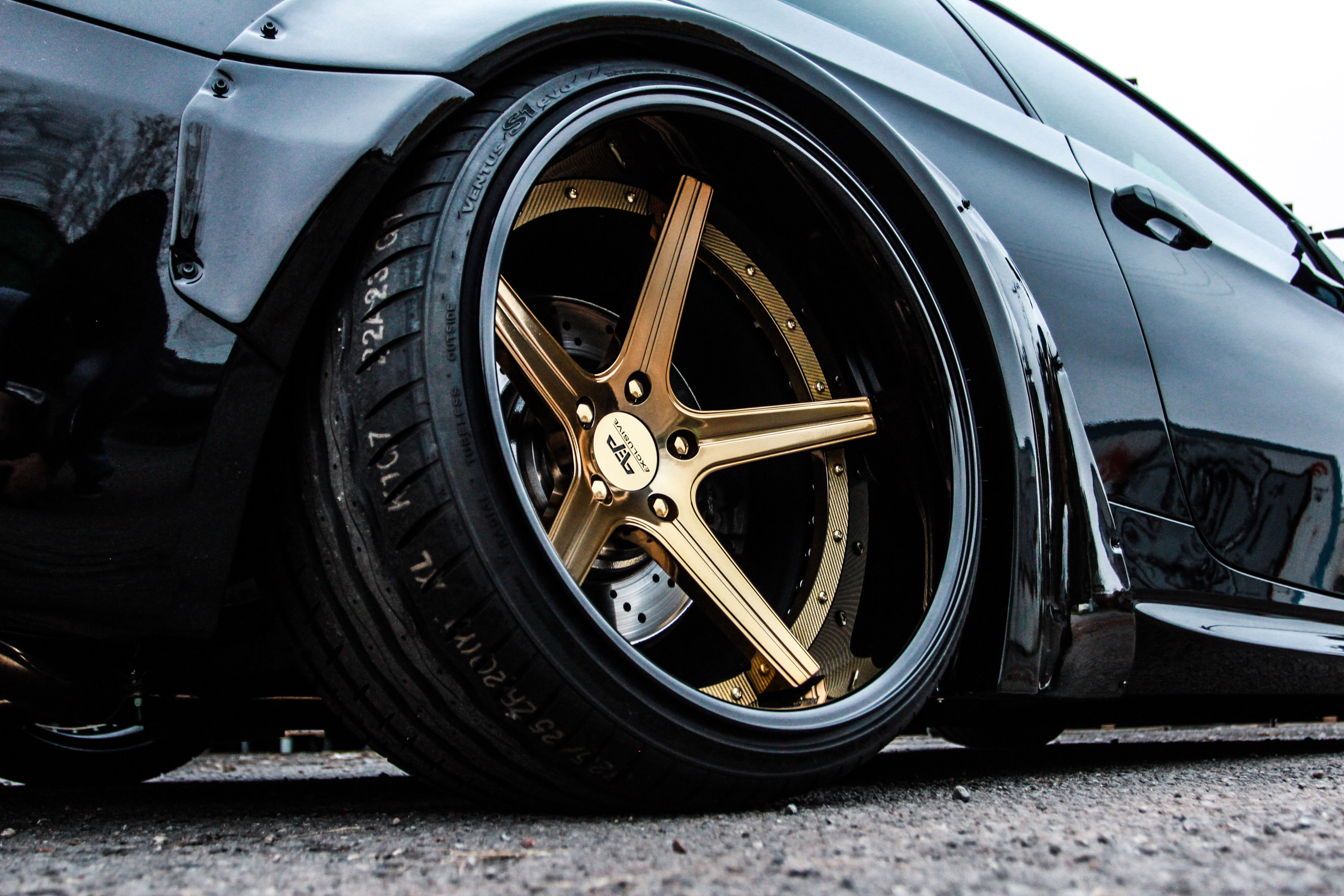 Pp Exclusive And Liberty Walk Unite For Monstrous Bmw M3