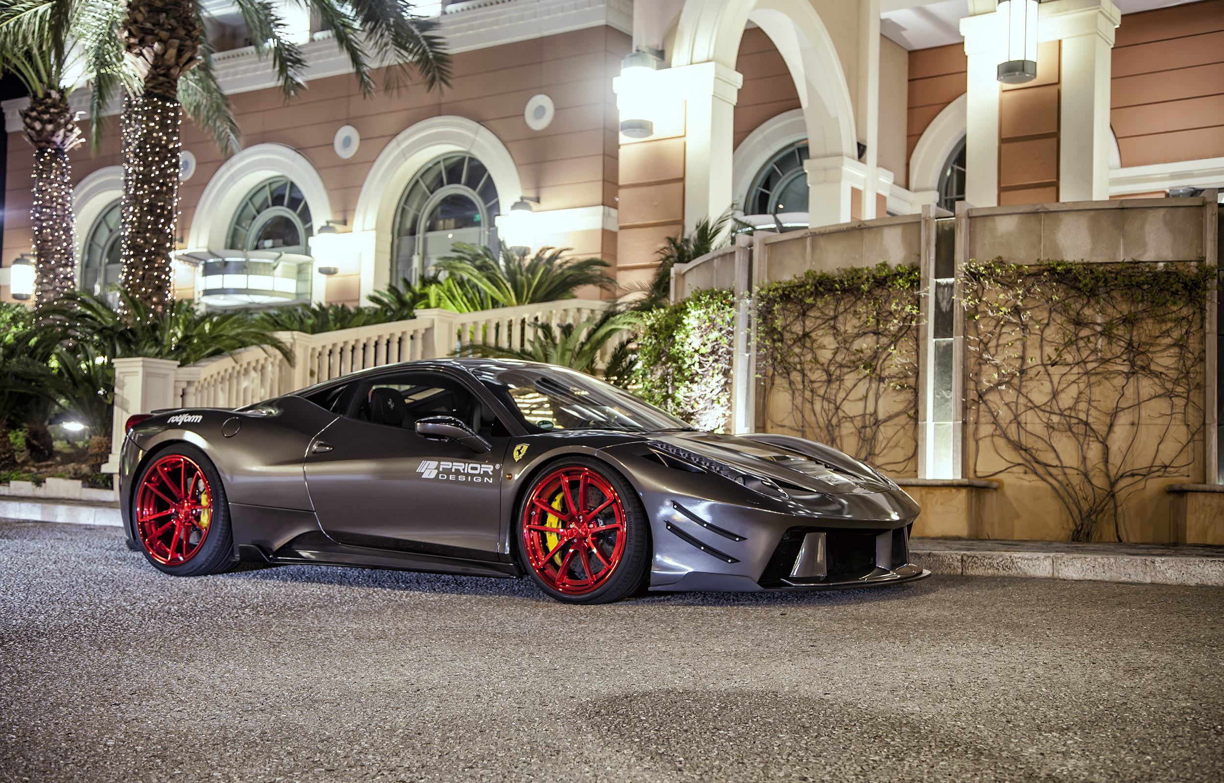 Prior Design Ferrari 458 Italia Quot Wows Quot At Top Marques Monaco