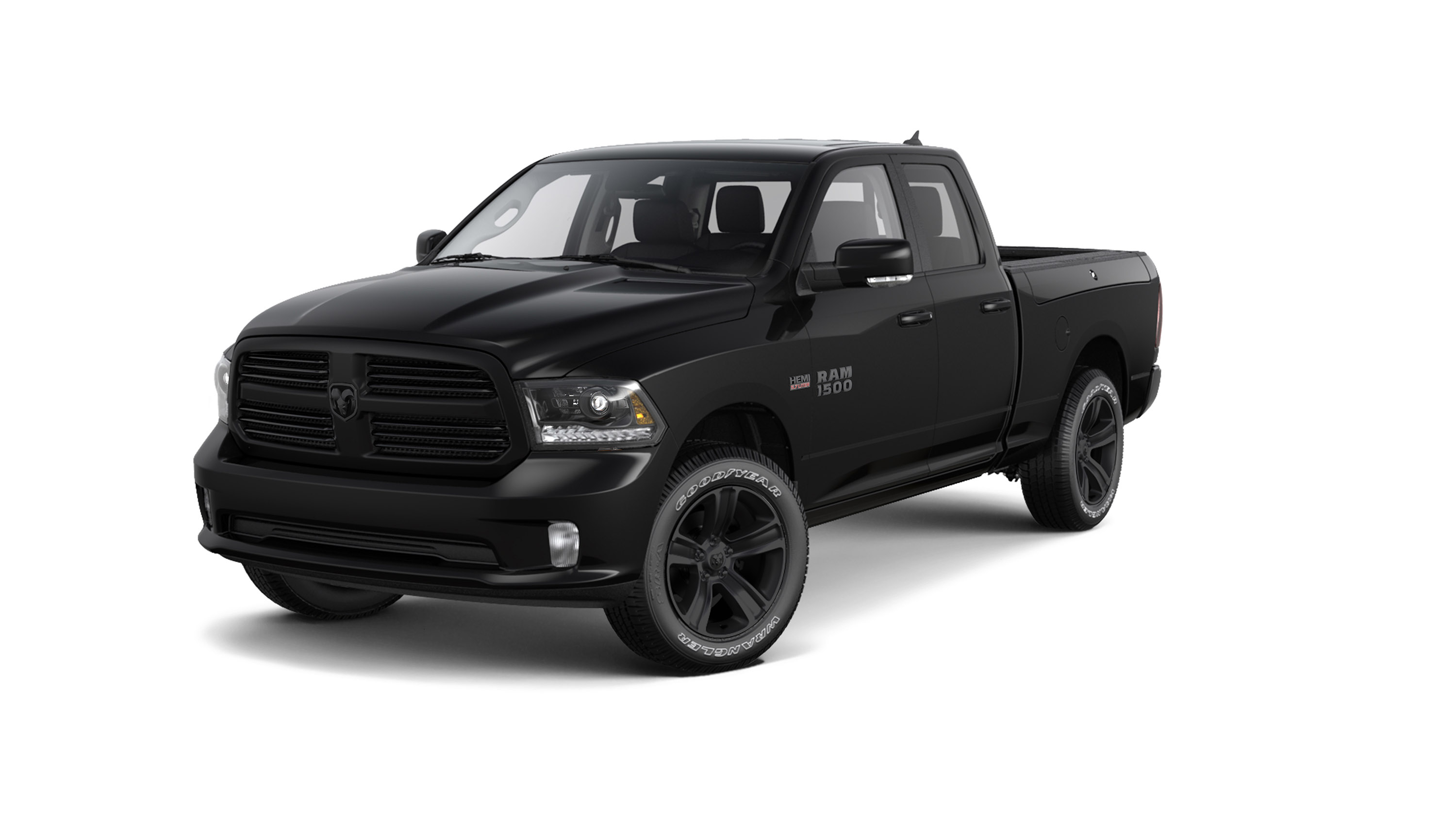 ram releases two 1500 sport crew cab 4x4 trims. Black Bedroom Furniture Sets. Home Design Ideas