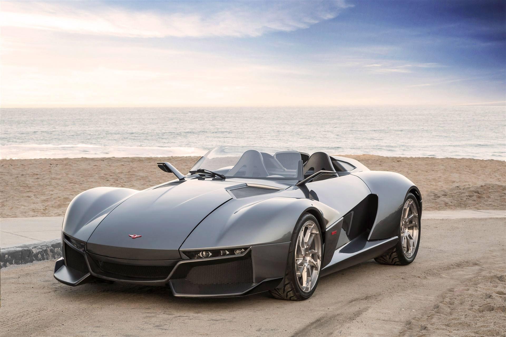 2015 Rezvani Motors Beast Supercar - Picture 122635