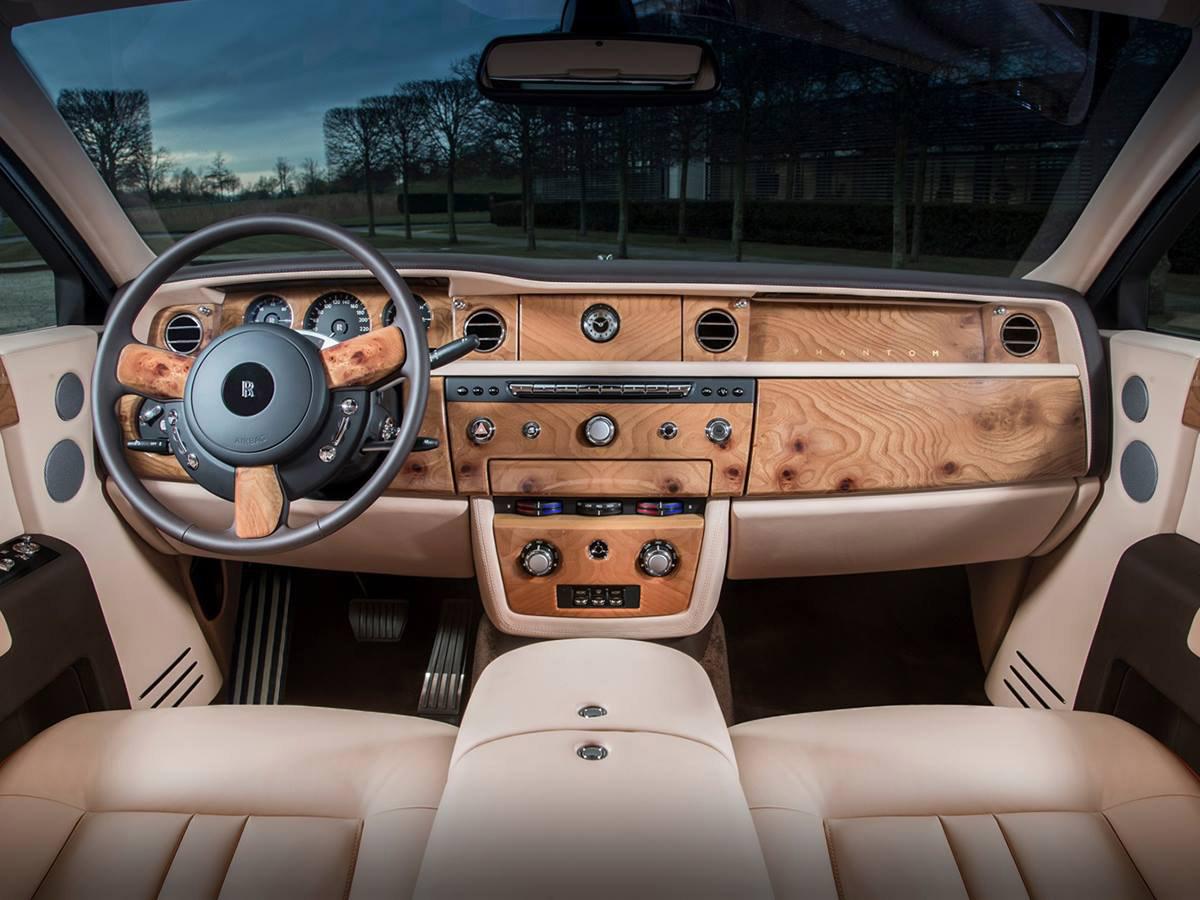 Rolls Royce Releases Sunrise Phantom Extended Wheelbase