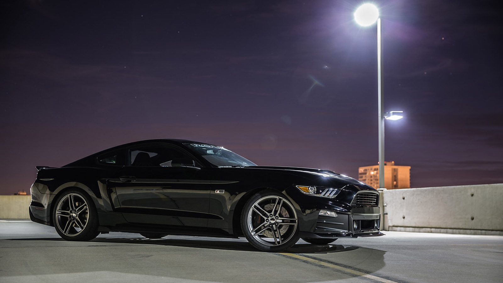 Cooper Tires Review >> Roush Reveals Custom 2015 Ford Mustang RS Lineup