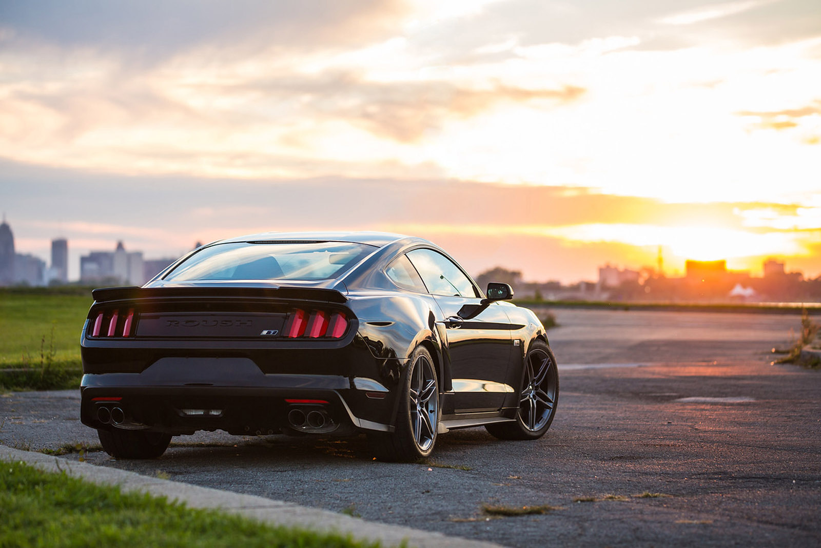 Roush Reveals Custom 2015 Ford Mustang Rs Lineup