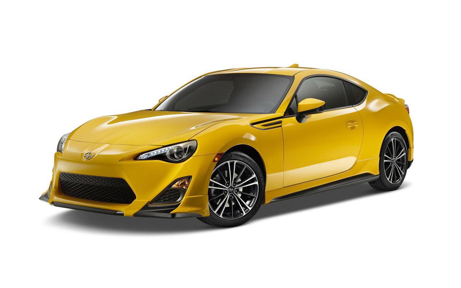 2015 Scion FR-S Special Edition – TRD Upgrades