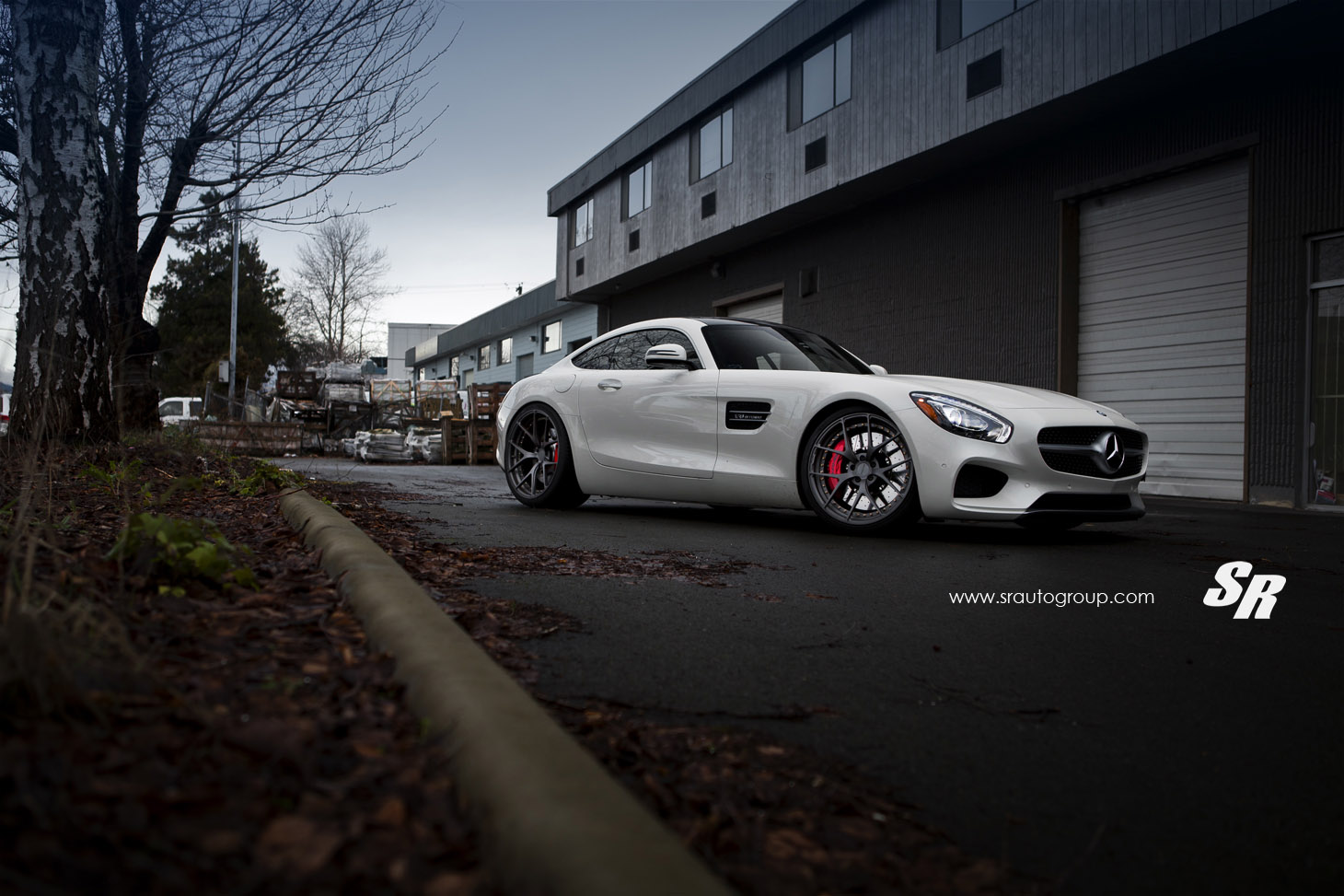 Sr Auto Group Releases Tuned Mercedes Benz Amg Gt