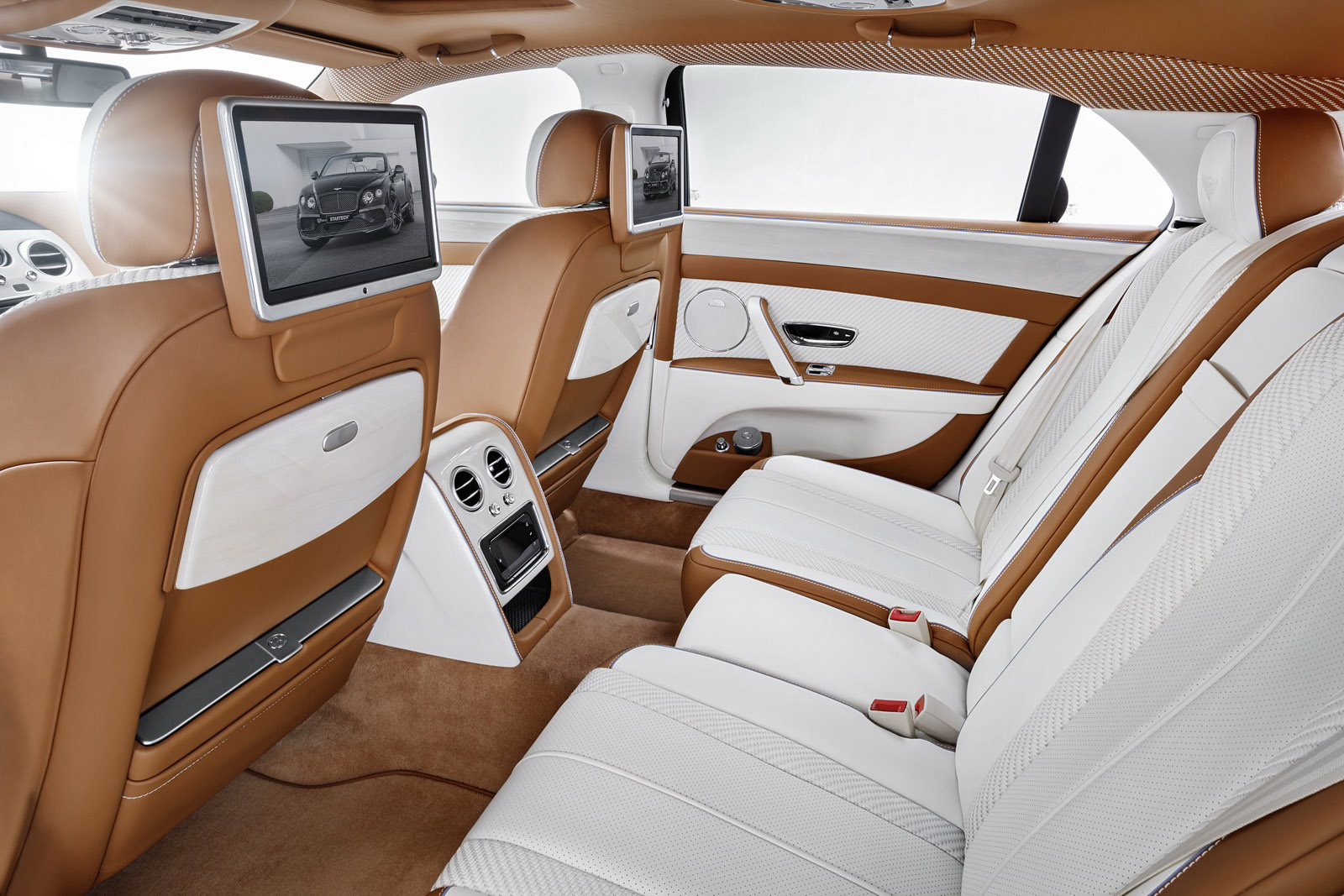 Bentley Flying Spur >> STARTECH Debuts Two Bentley Projects in Frankfurt Starting ...
