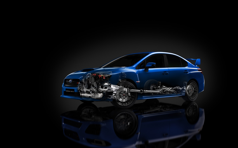 Subaru Wrx Sti Launch Edition Picture 93395