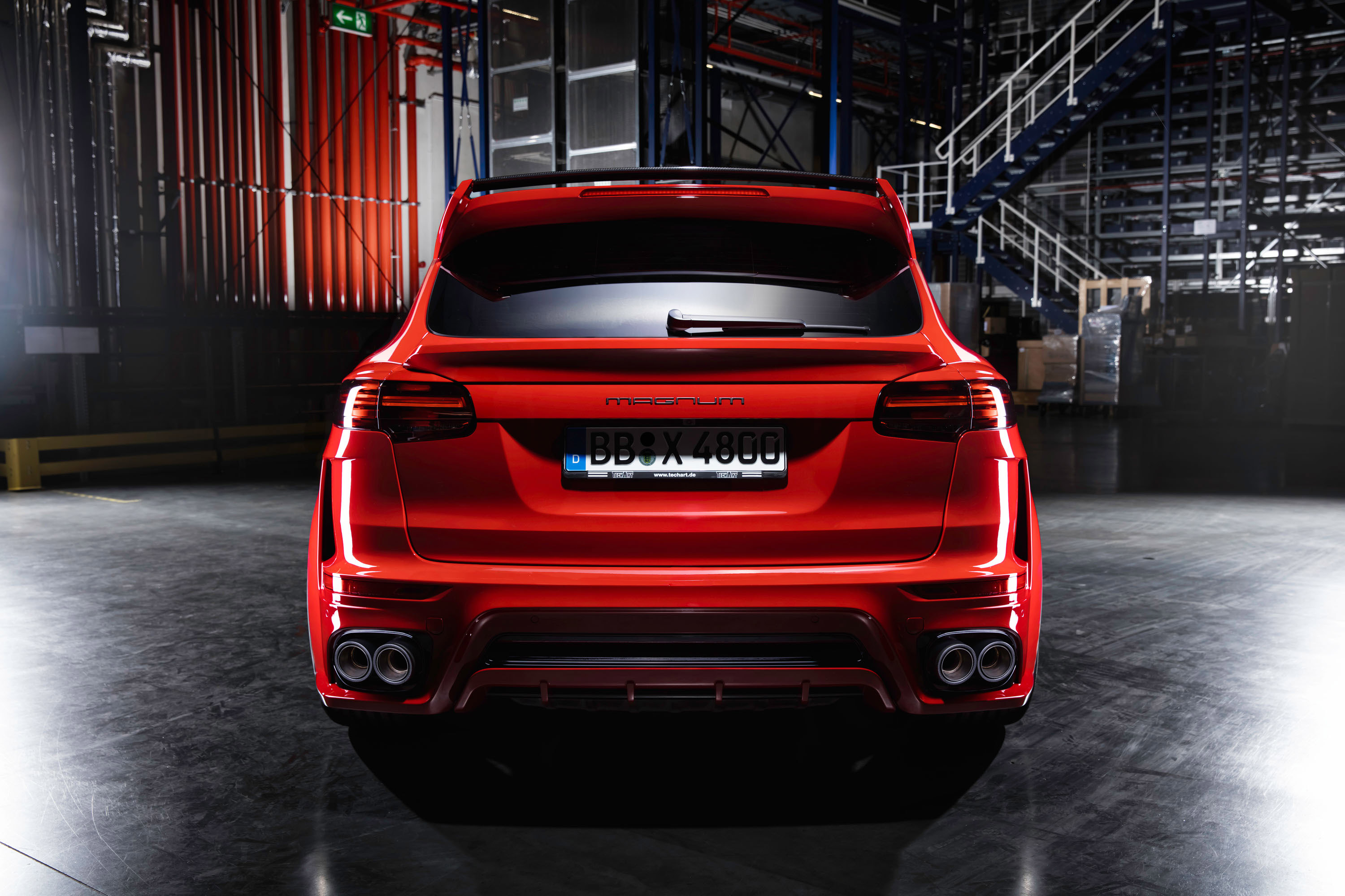 Techart Magnum Is Back And It S More Beautiful And