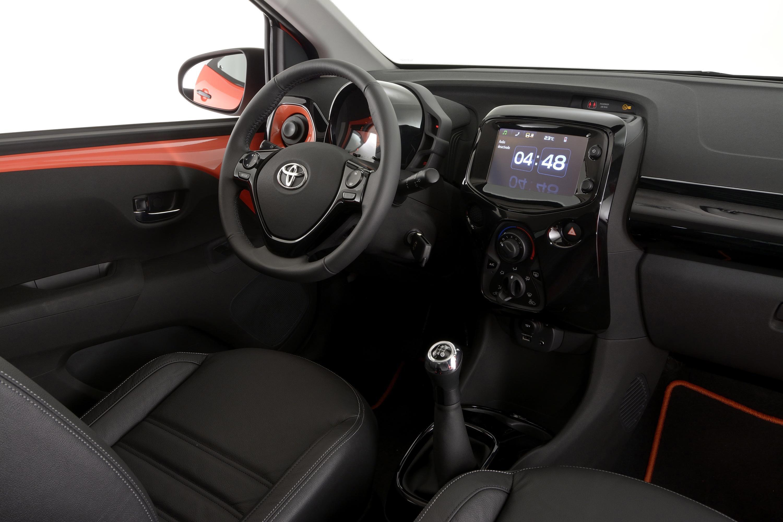2015 Toyota Aygo X Cite Picture 103285
