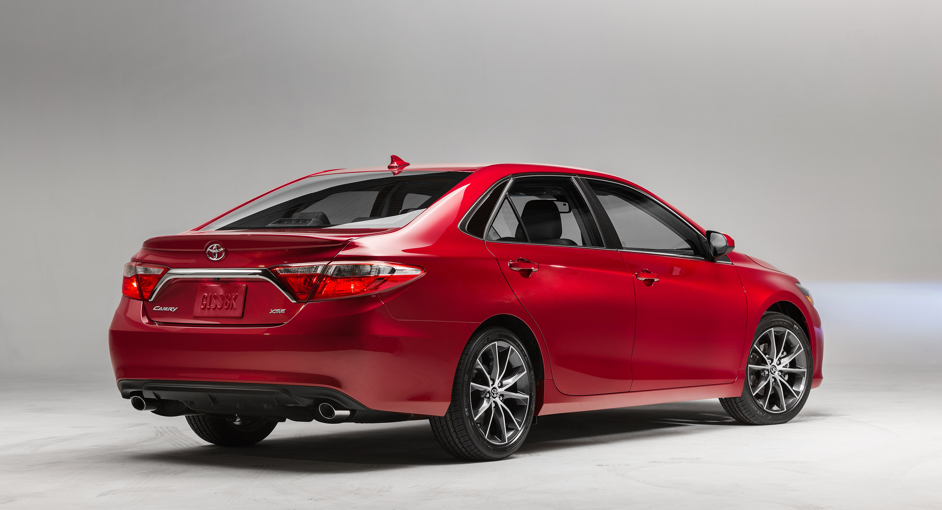 2015 toyota camry is getting better. Black Bedroom Furniture Sets. Home Design Ideas