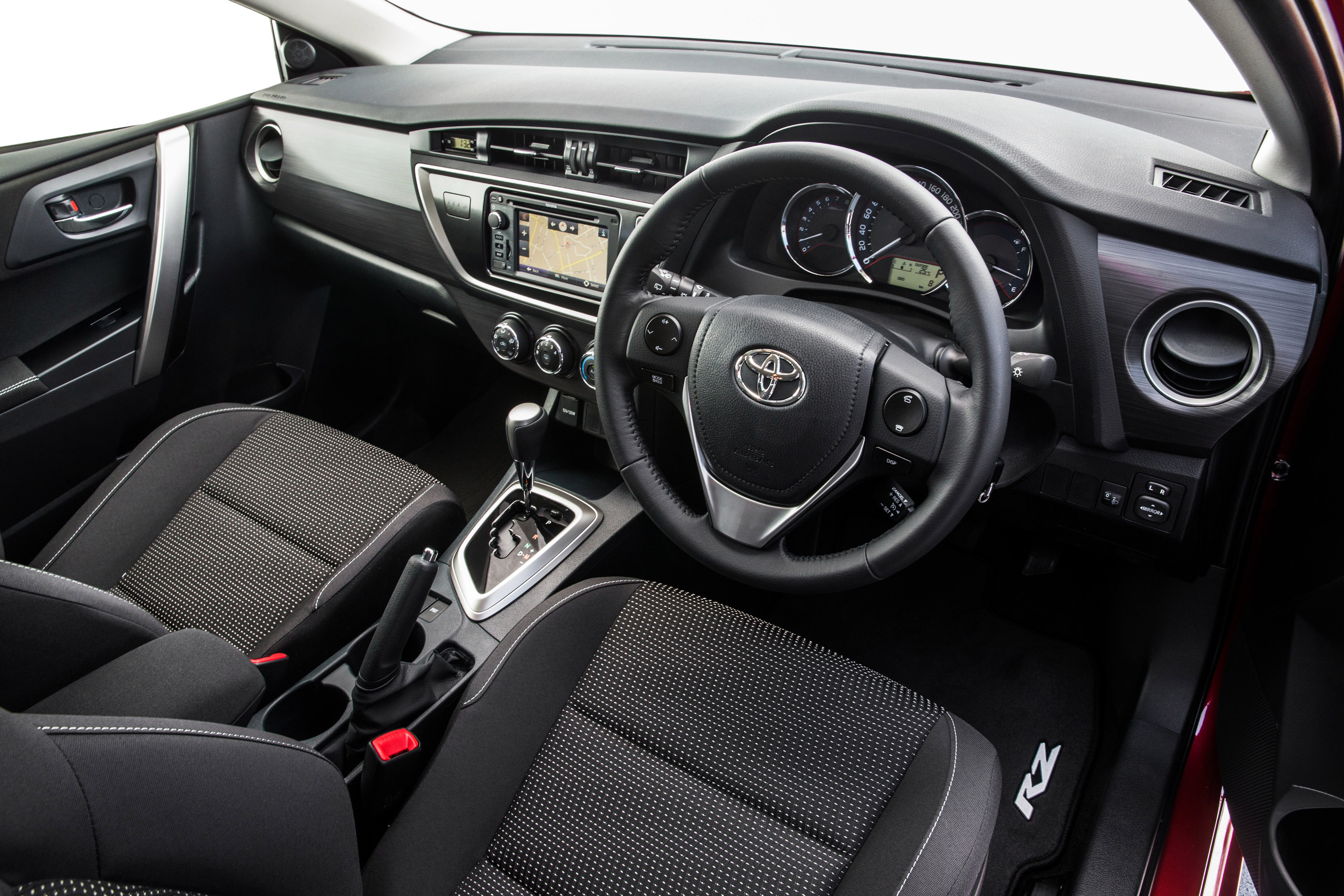 2015 Toyota Corolla Rz And Its Quot Dark Side Quot