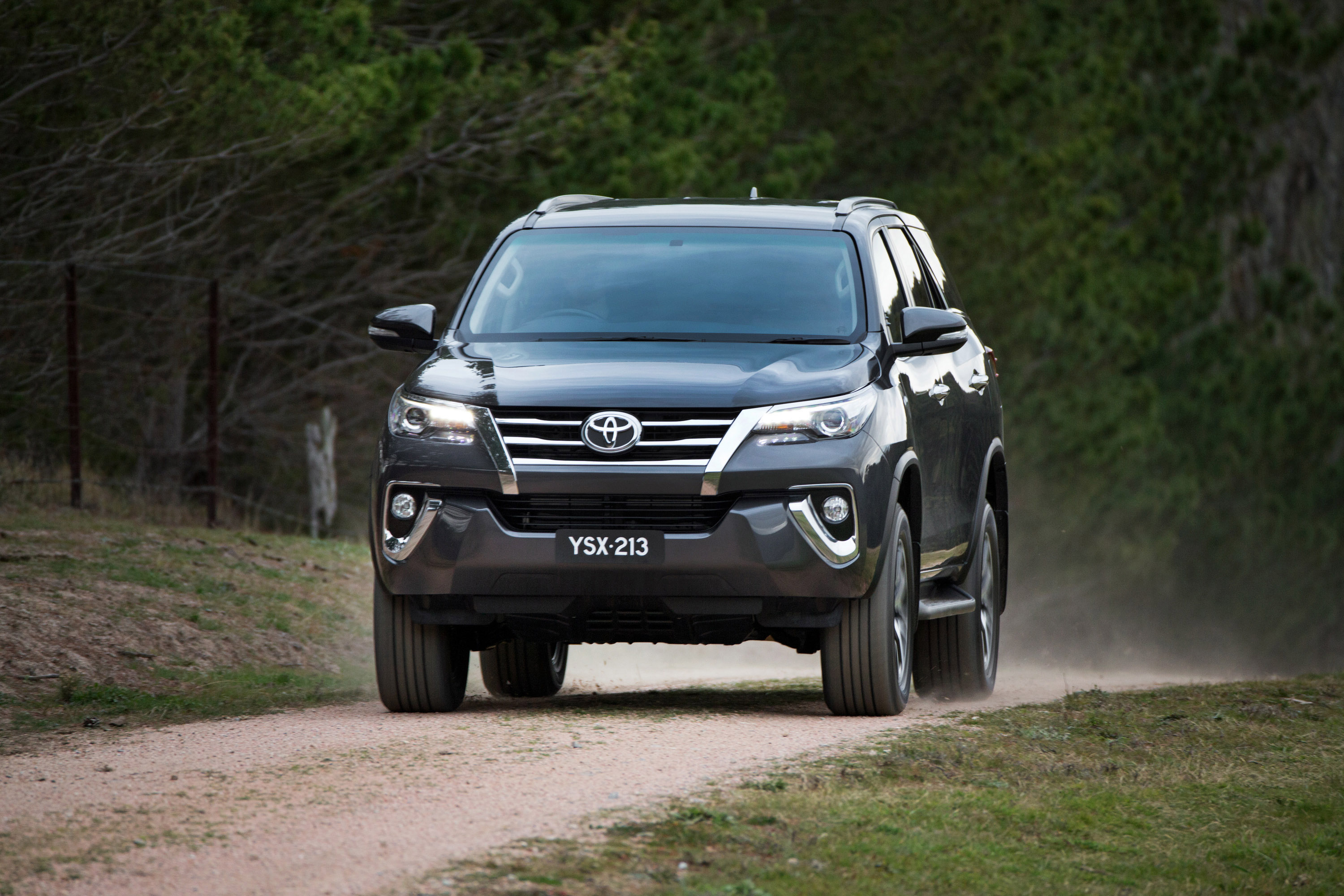 2015 Toyota Fortuner Picture 123726