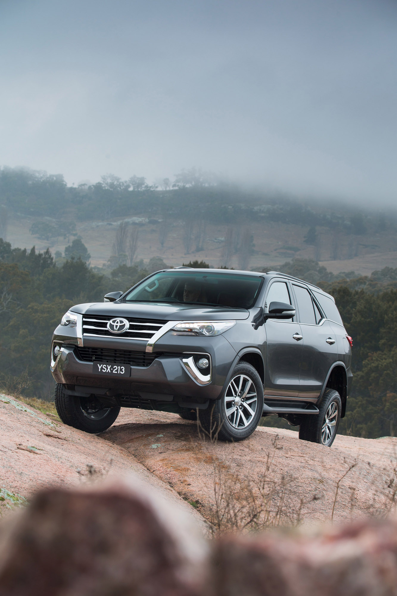 Toyota Fortuner Is The New Suv In Company S Line Up