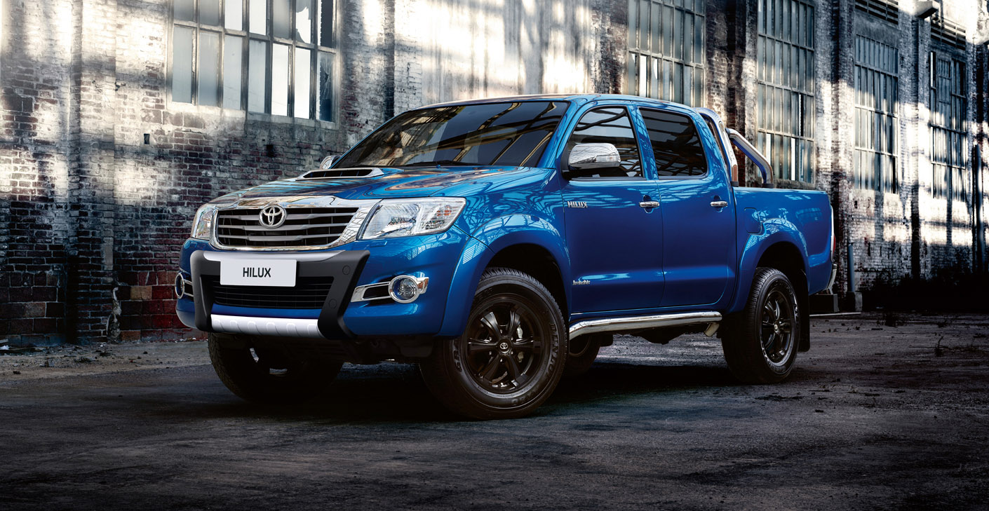 2015 Toyota Hilux Invincible X Takes On The Toughest Terrains