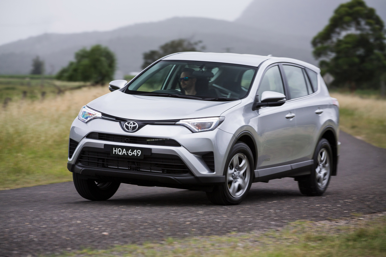 2015 Toyota Rav4 Arrives In Uk