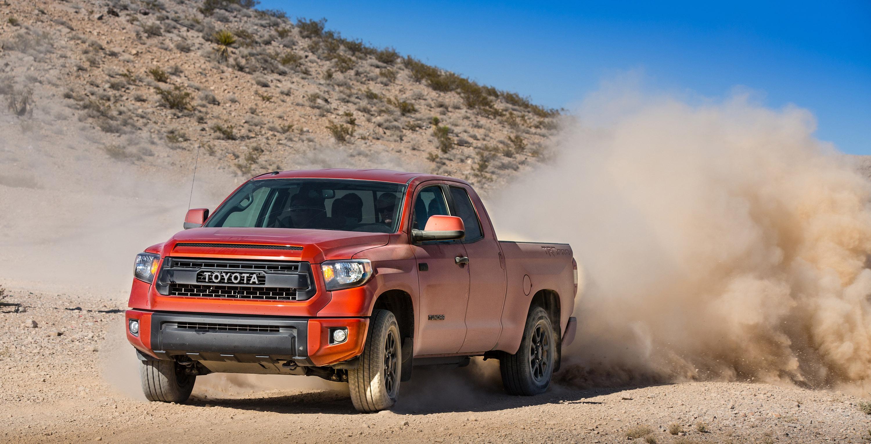 2015 Toyota TRD Pro Series Range US Pricing Announced
