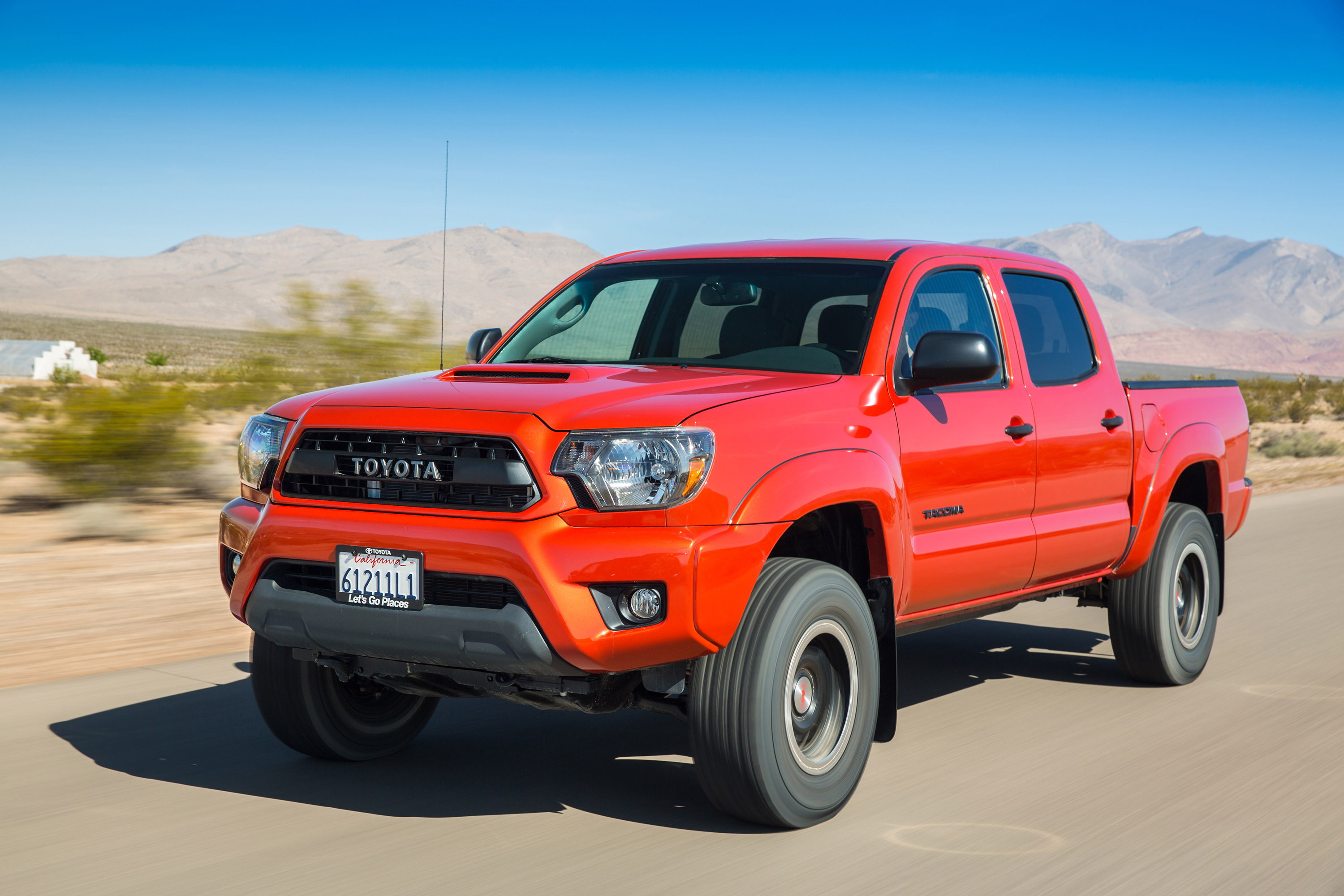 2015 Toyota Trd Pro Series Range Us Pricing Announced