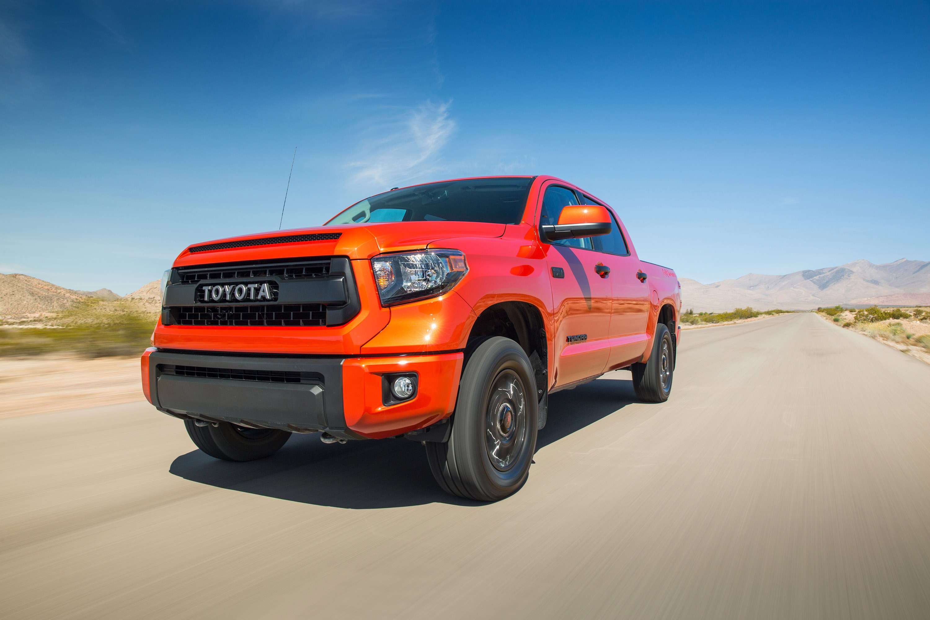 Toyota Publishes Pricing For All New Trd Pro Series Tundra