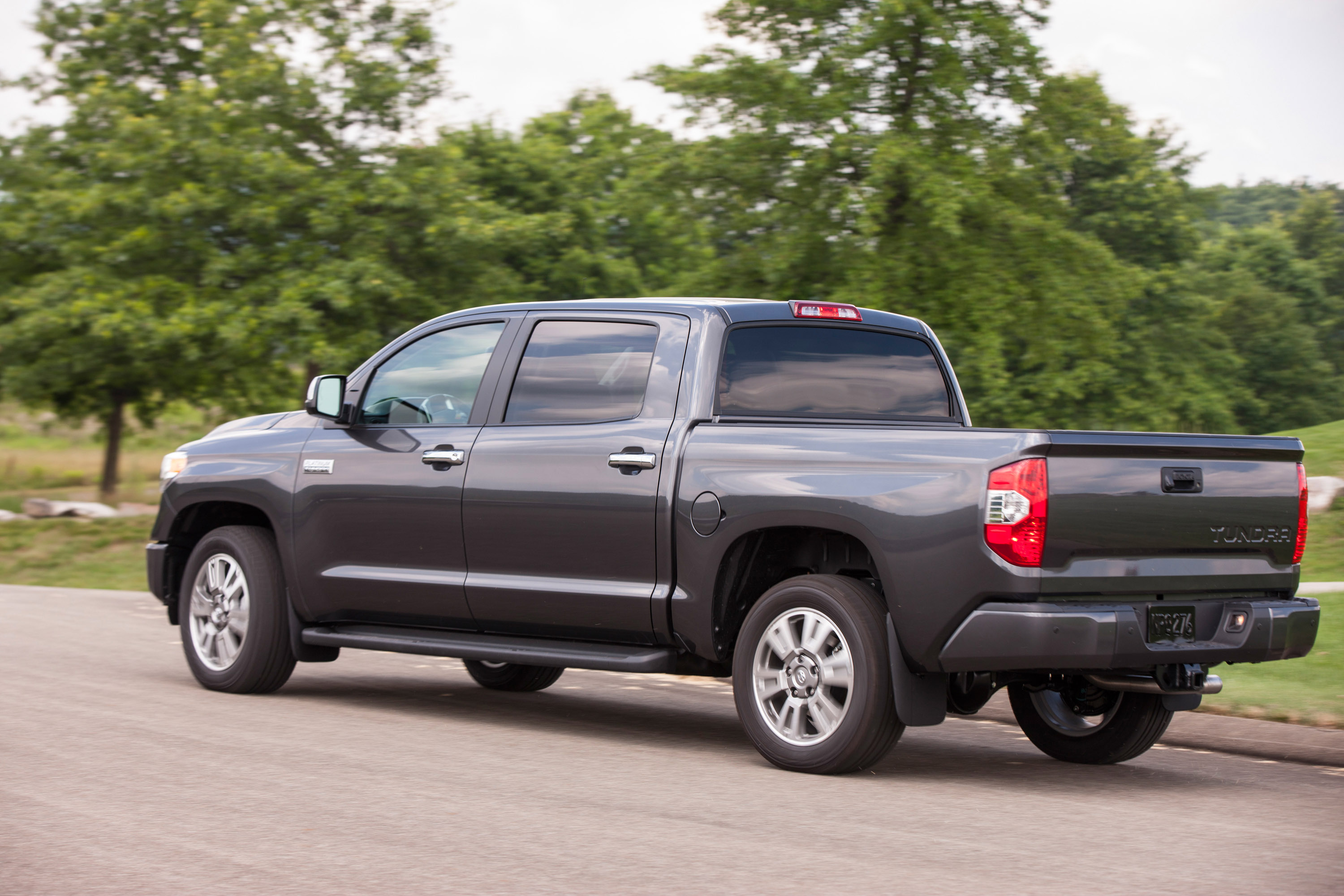 2015 Toyota Tundra A Combination Of Toughness And Luxury